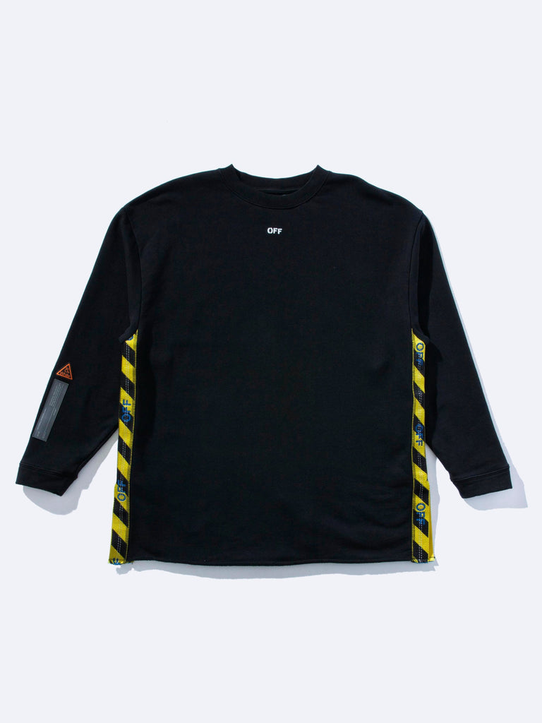 Tape Over Crewneck