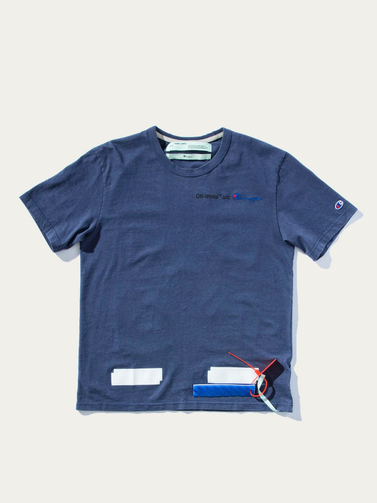 99459b34 Buy OFF-WHITE Champion T-Shirt Online at UNION LOS ANGELES