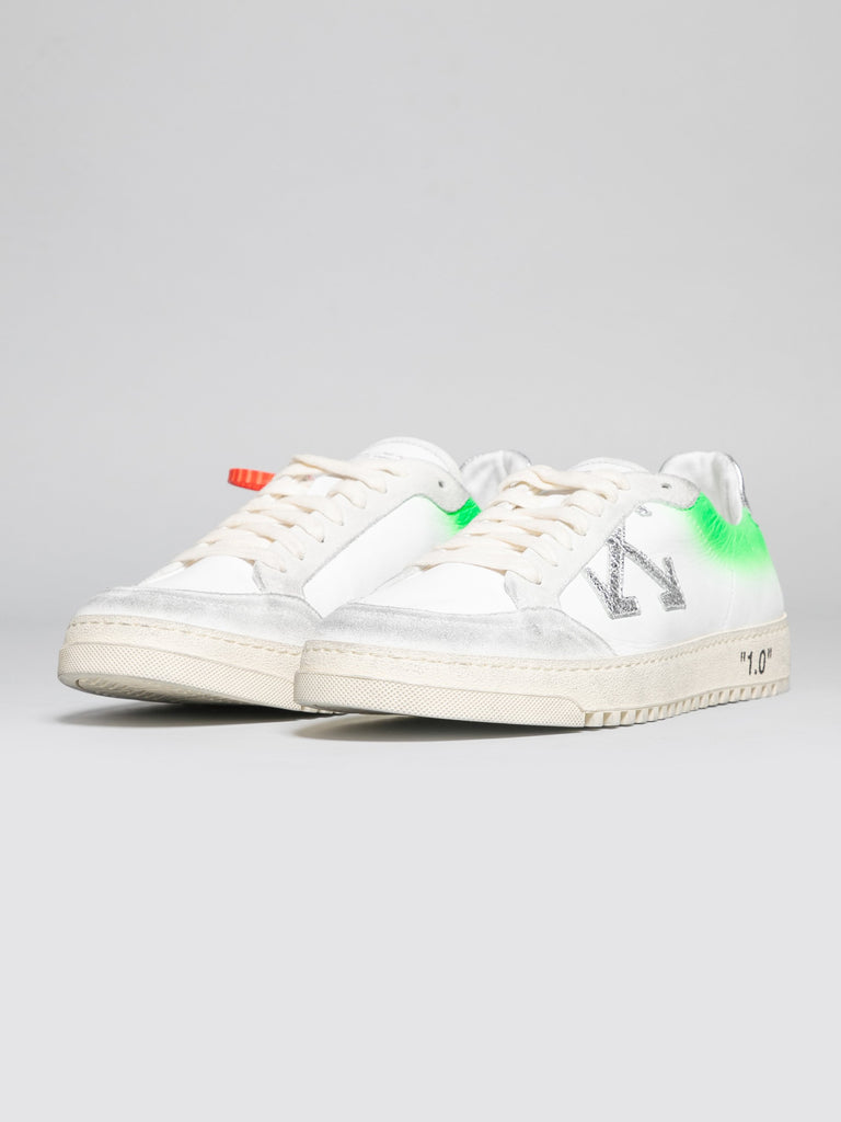White / Green 2.0 Sneakers 211685092884557