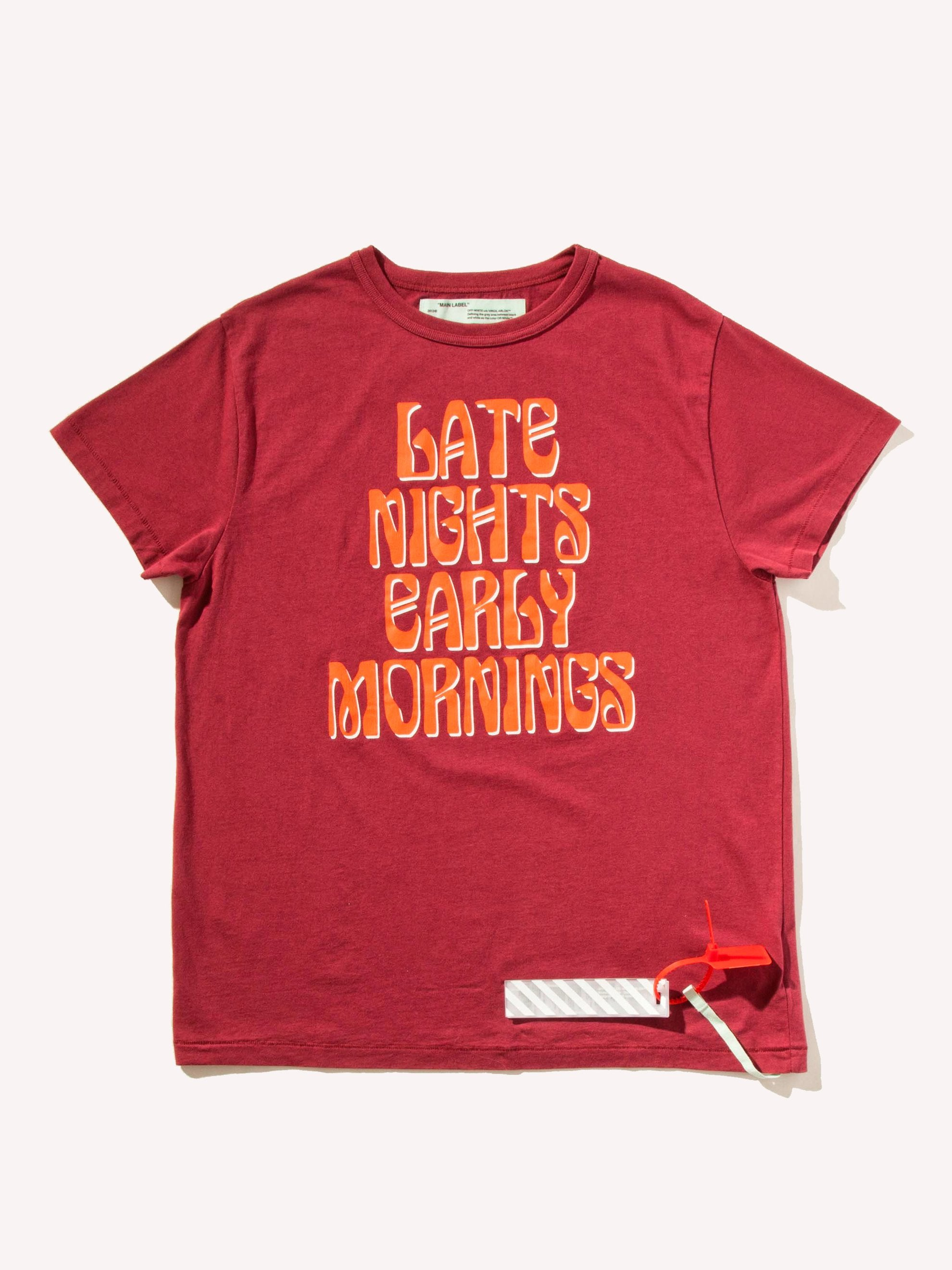 Bordeaux Night T-Shirt 1