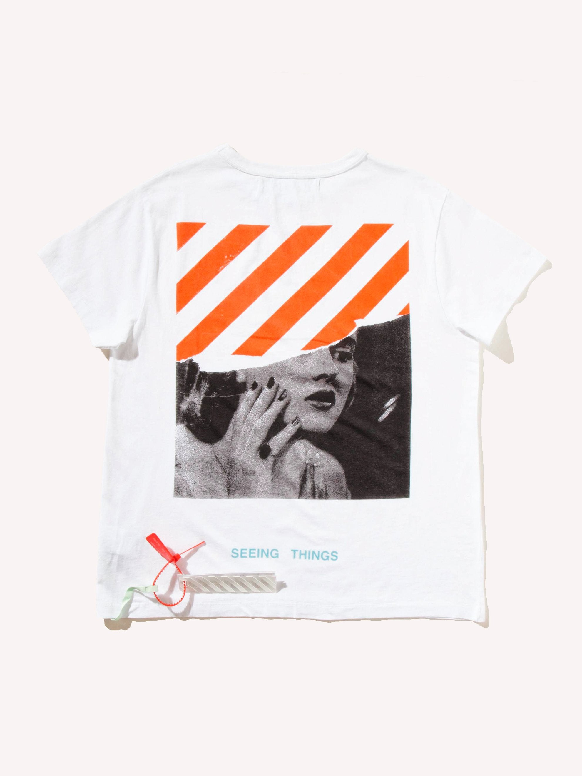 White Photocopy T-Shirt 1