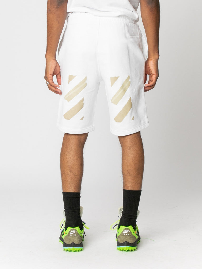 Tape Arrows Sweat Shorts14421848784973