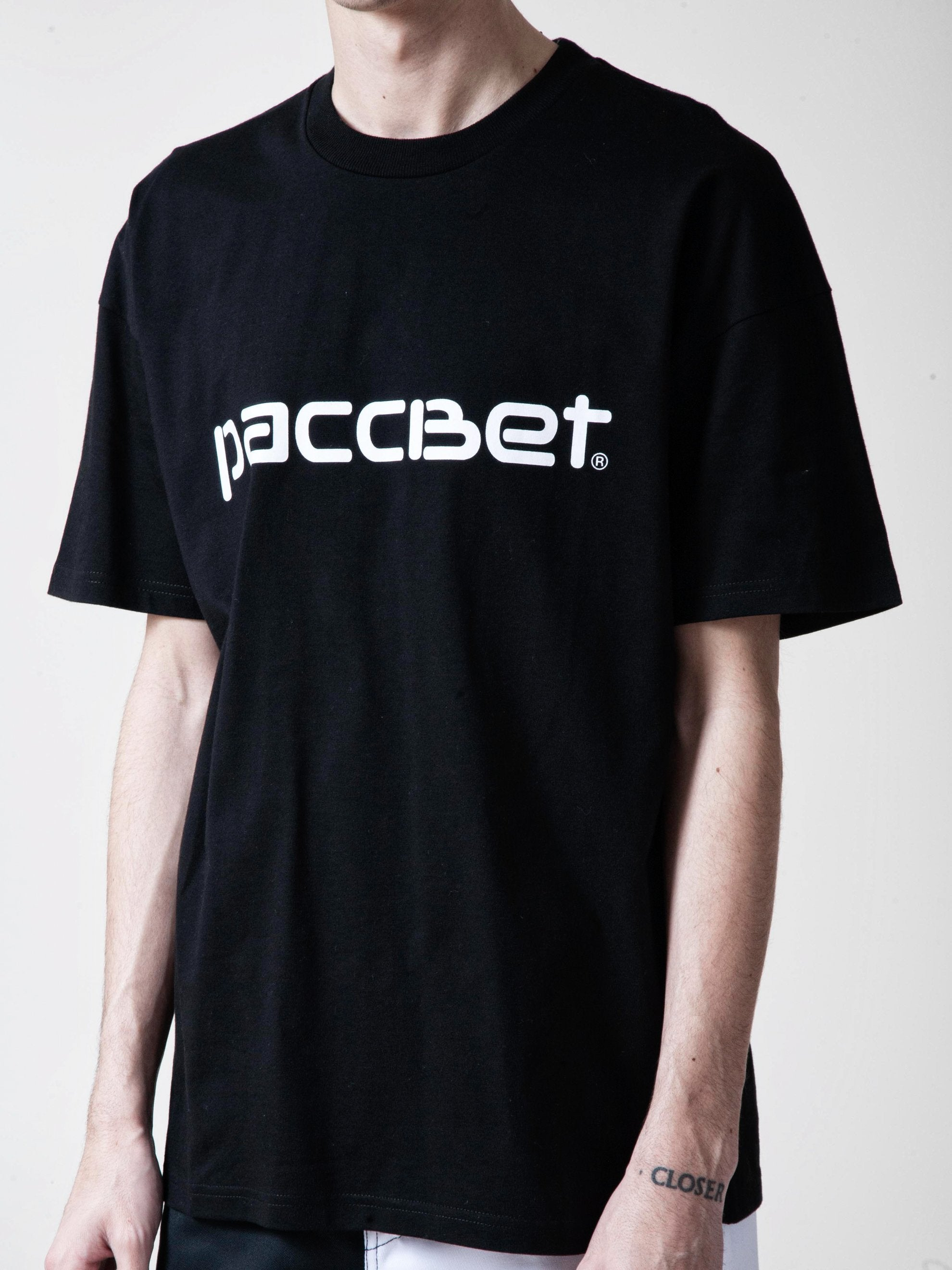 Black Logo T-Shirt 4