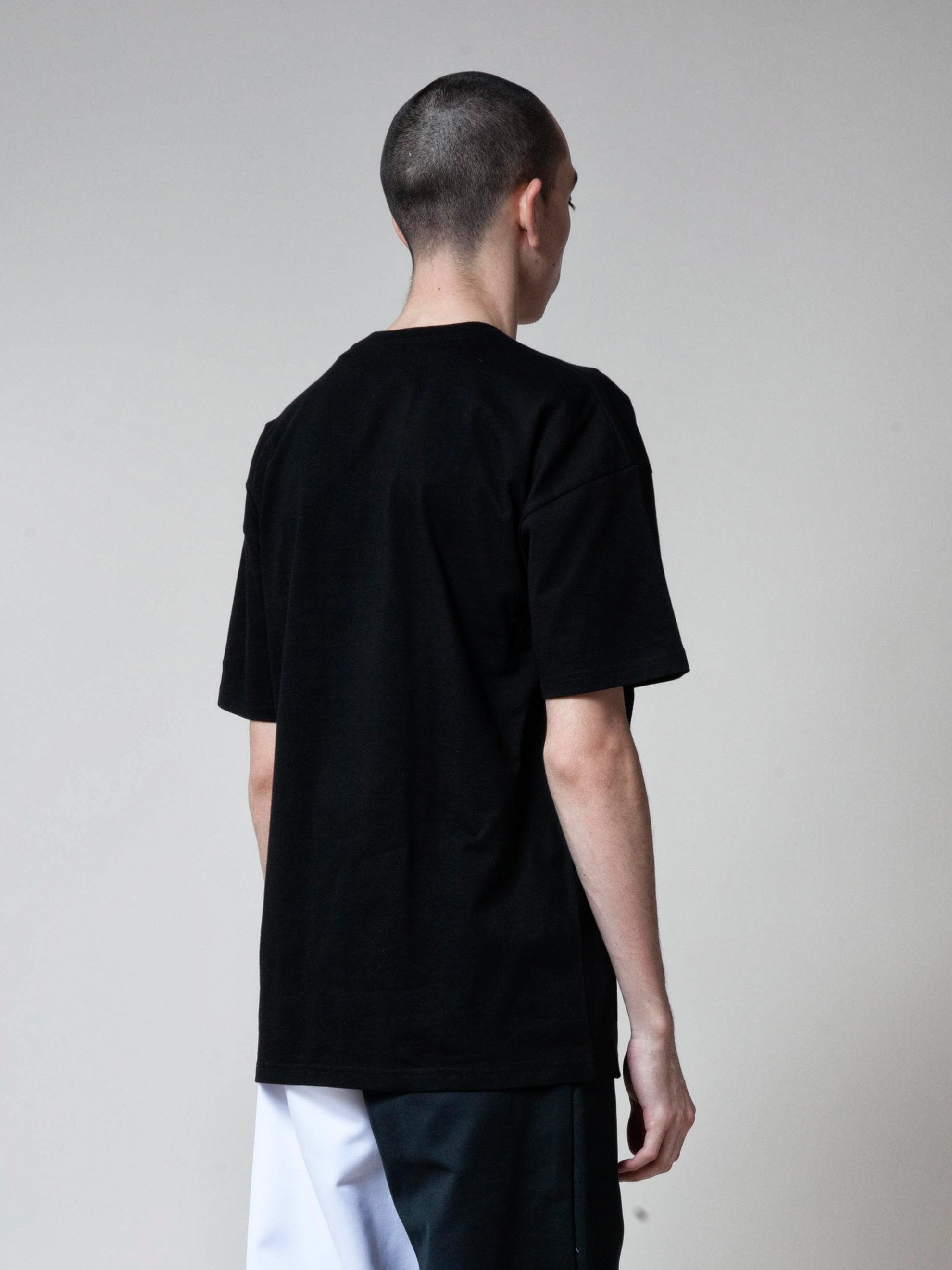 Black Logo T-Shirt 6