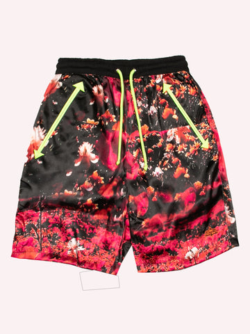 Flowers Shorts