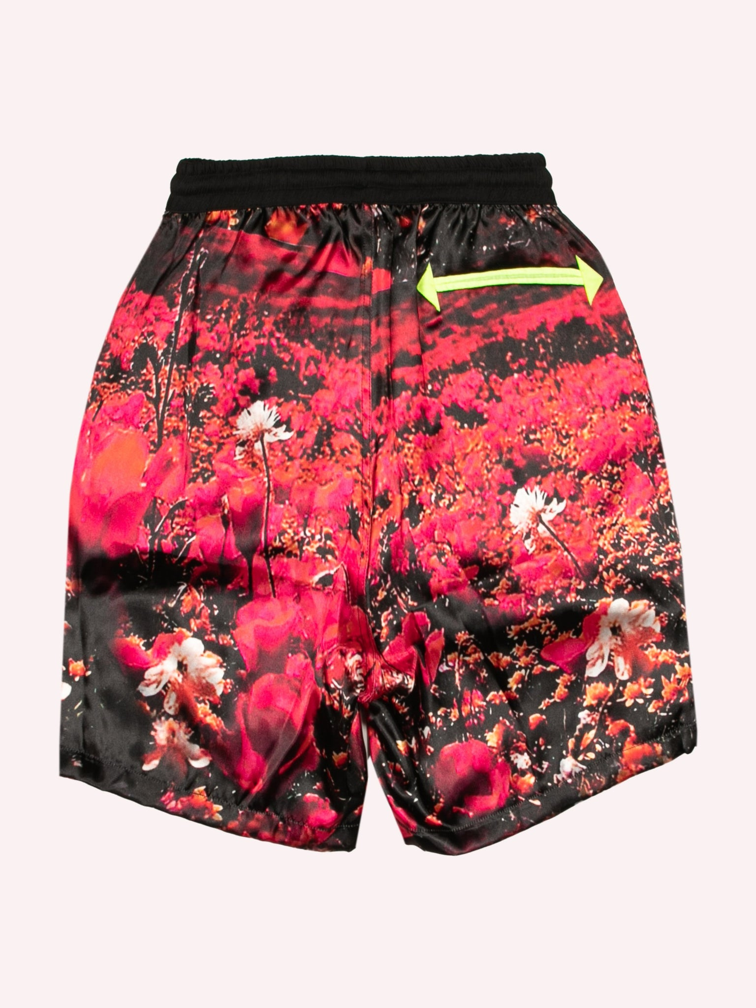 flowers-shorts