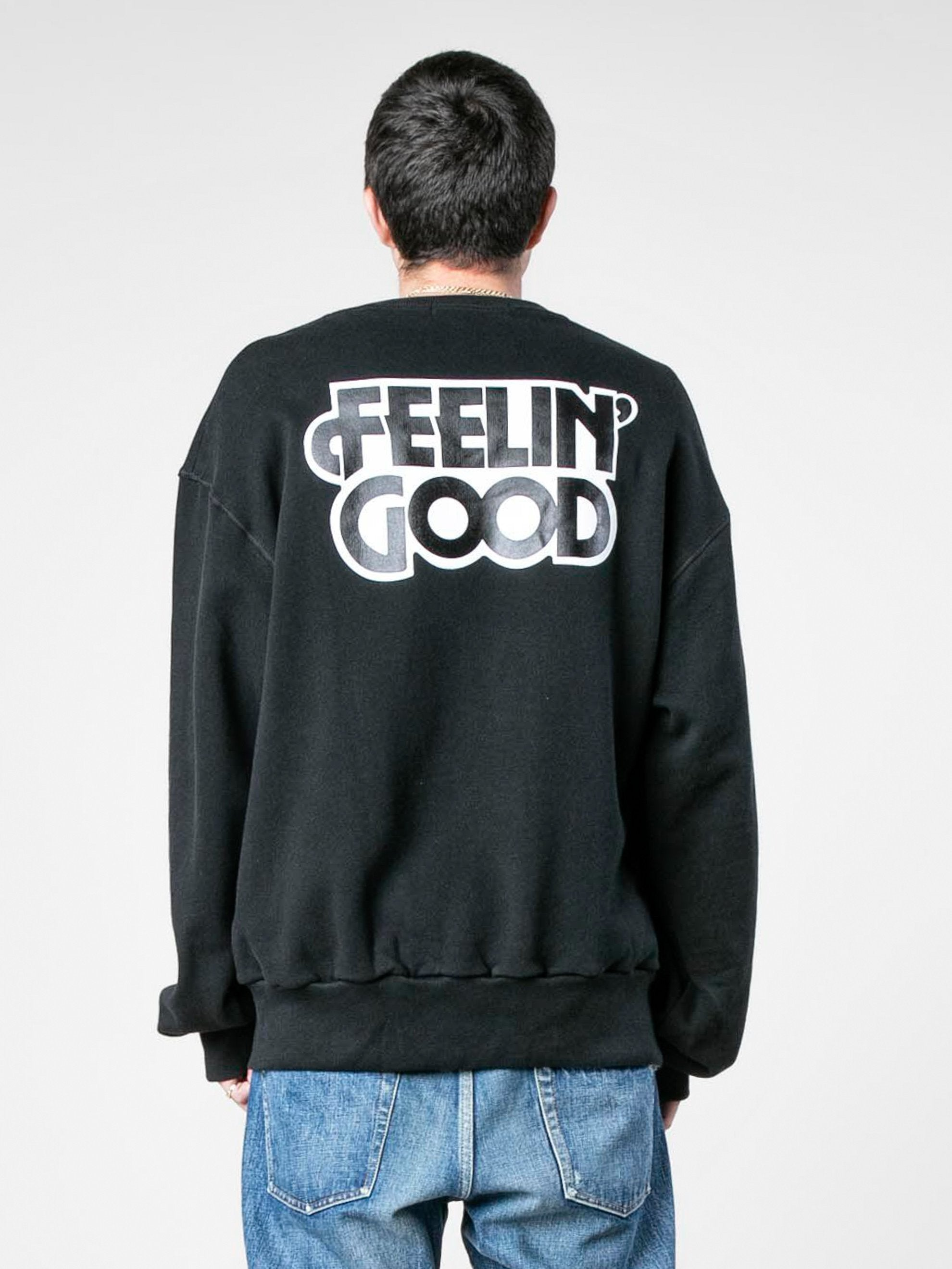 Black Feelin' Good Sweatshirt 4