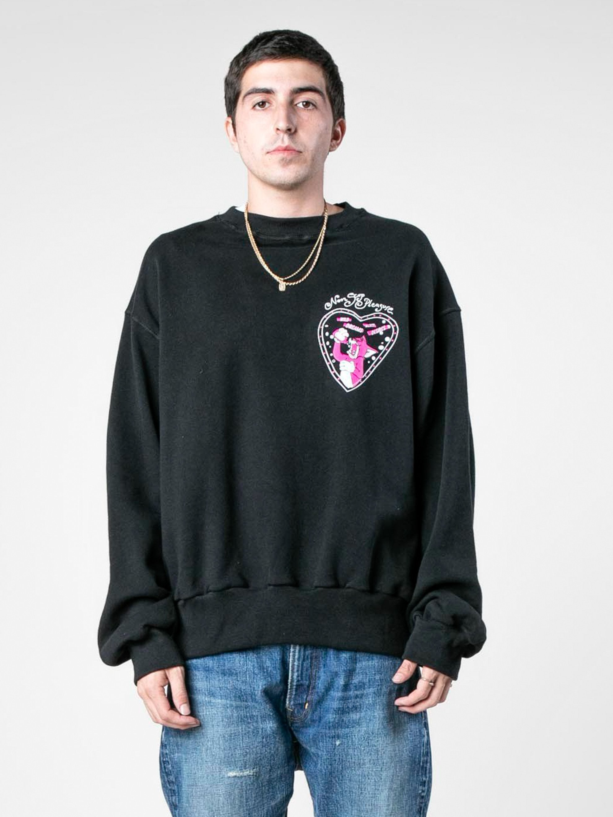 Black Wild Dreams Sweatshirt 2