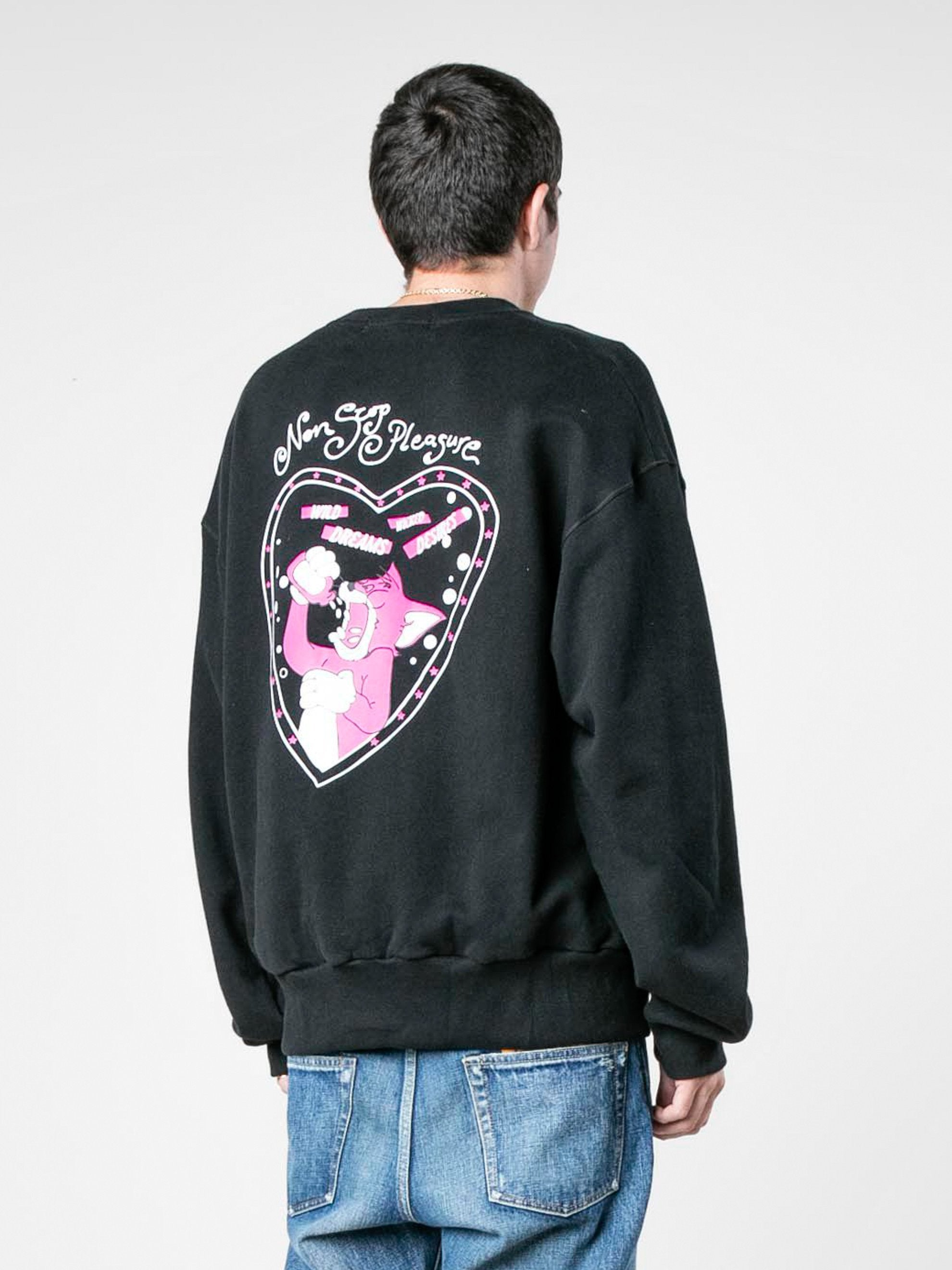 Black Wild Dreams Sweatshirt 5