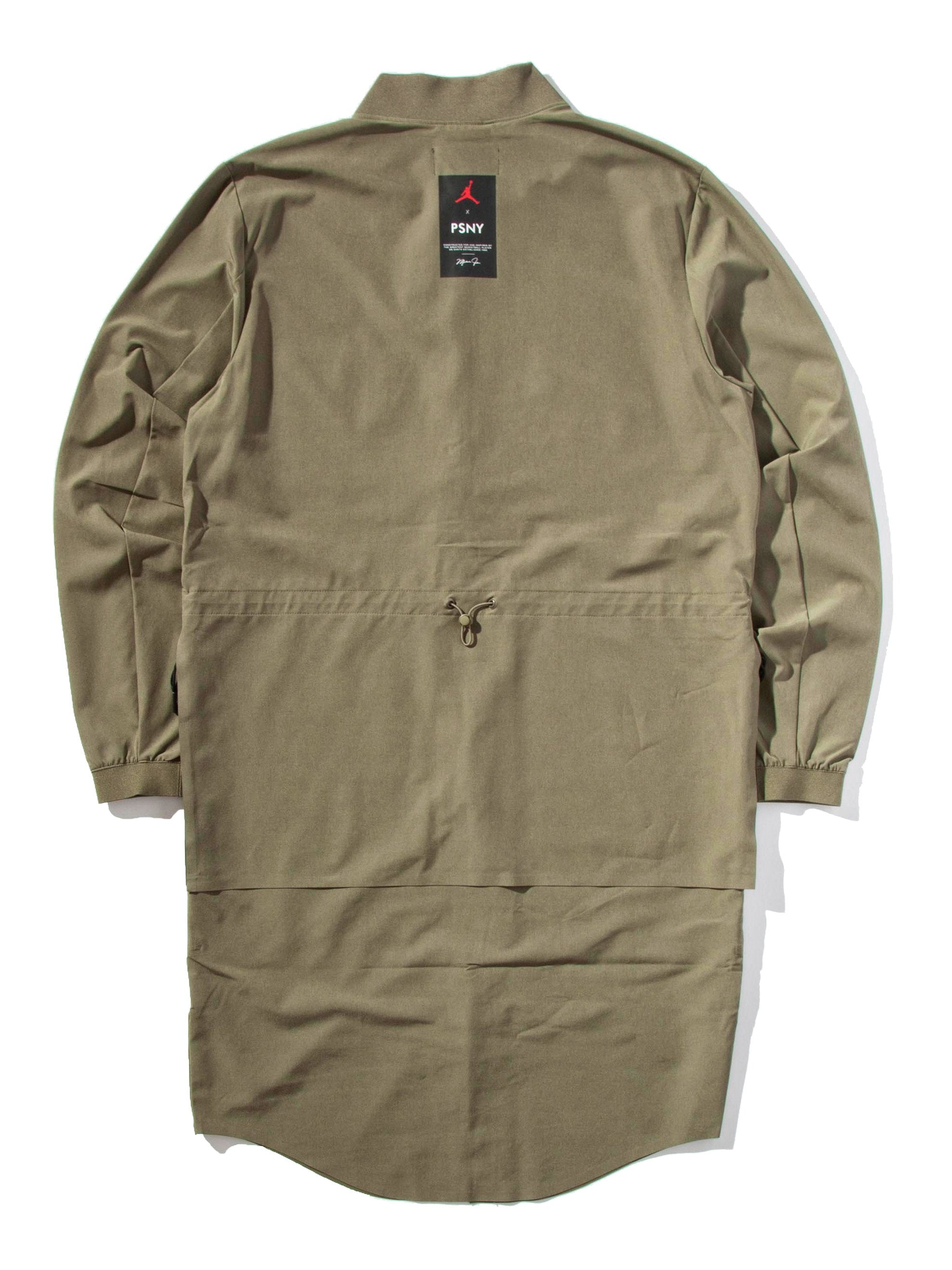 PSNY x Jordan Tech Trench Jacket