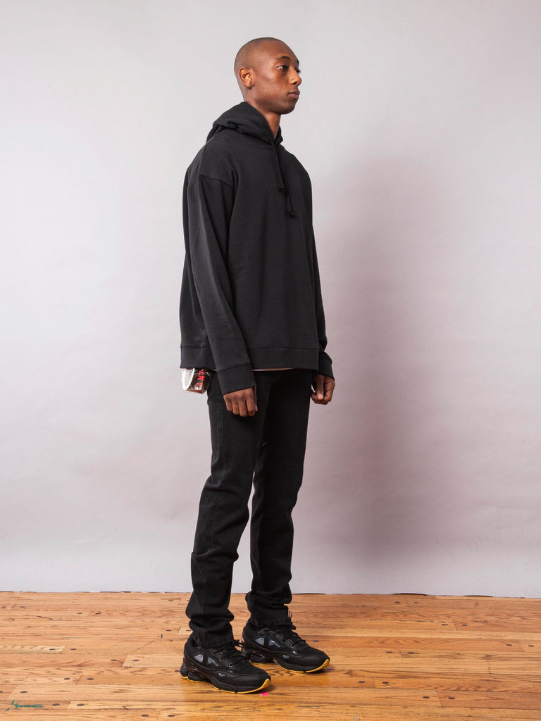 Black Any Way Out Hooded Sweatshirt 641945497609