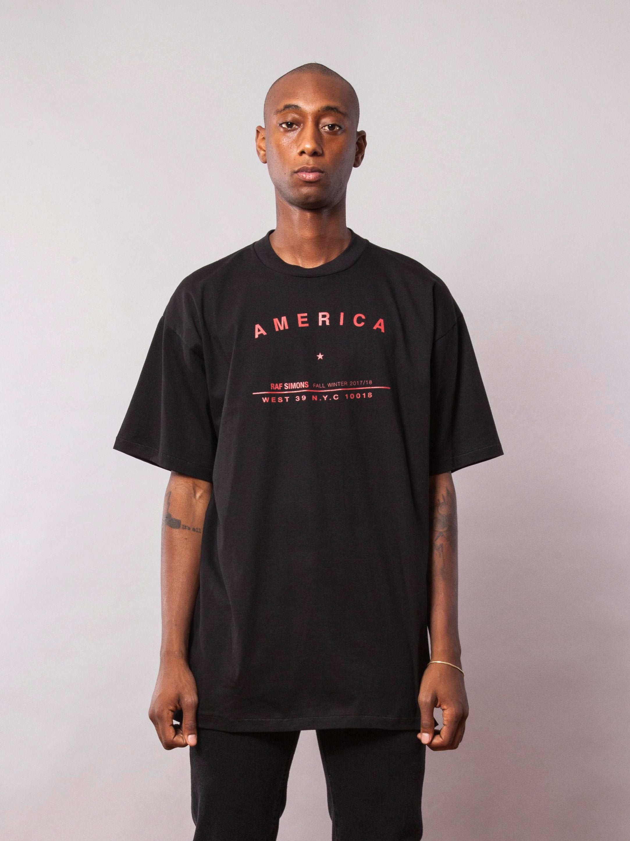 America T-Shirt (Big Fit)