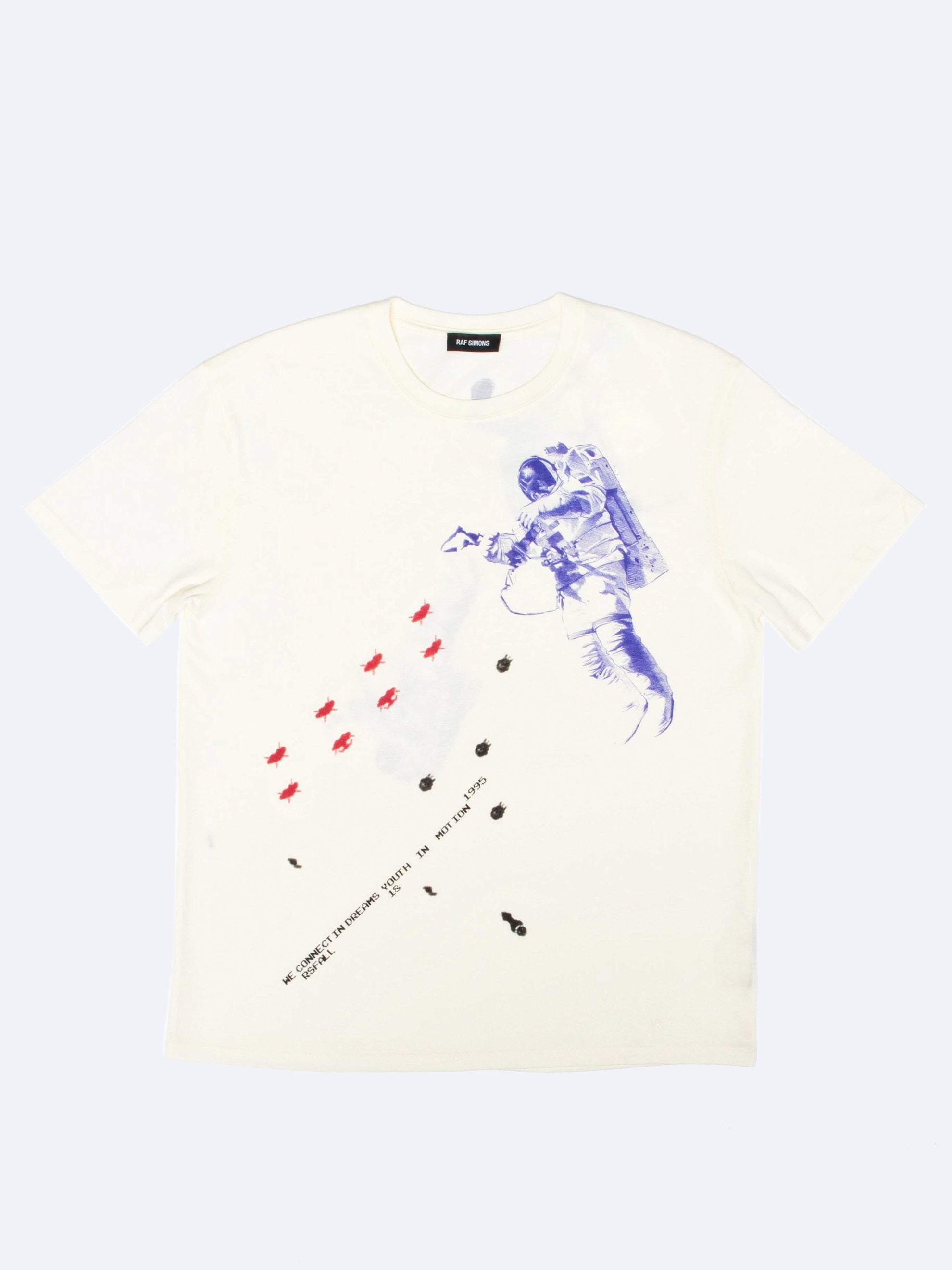 Astronaut Slim Fit T-Shirt
