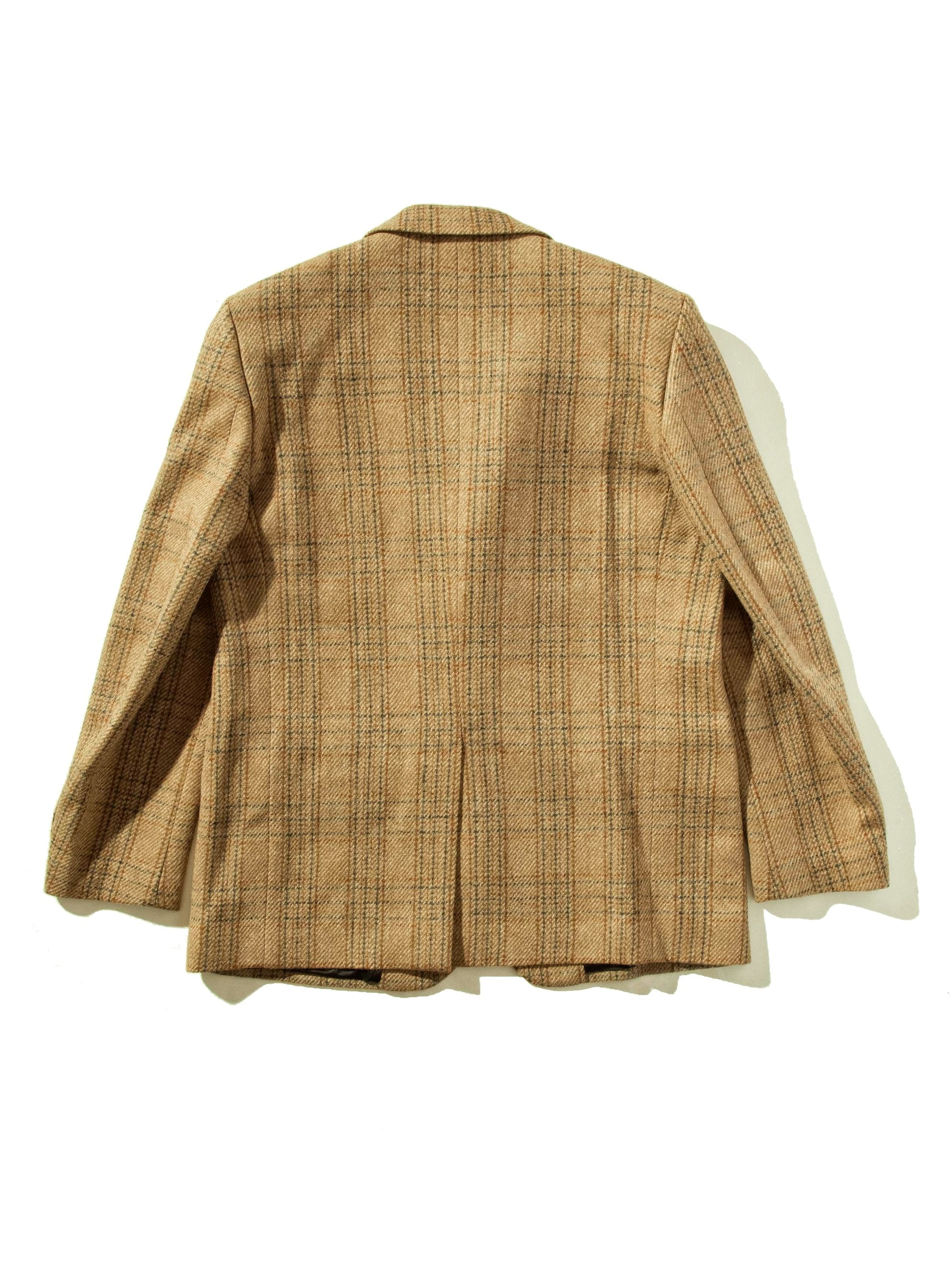 Camel Easy Fit Blazer 11