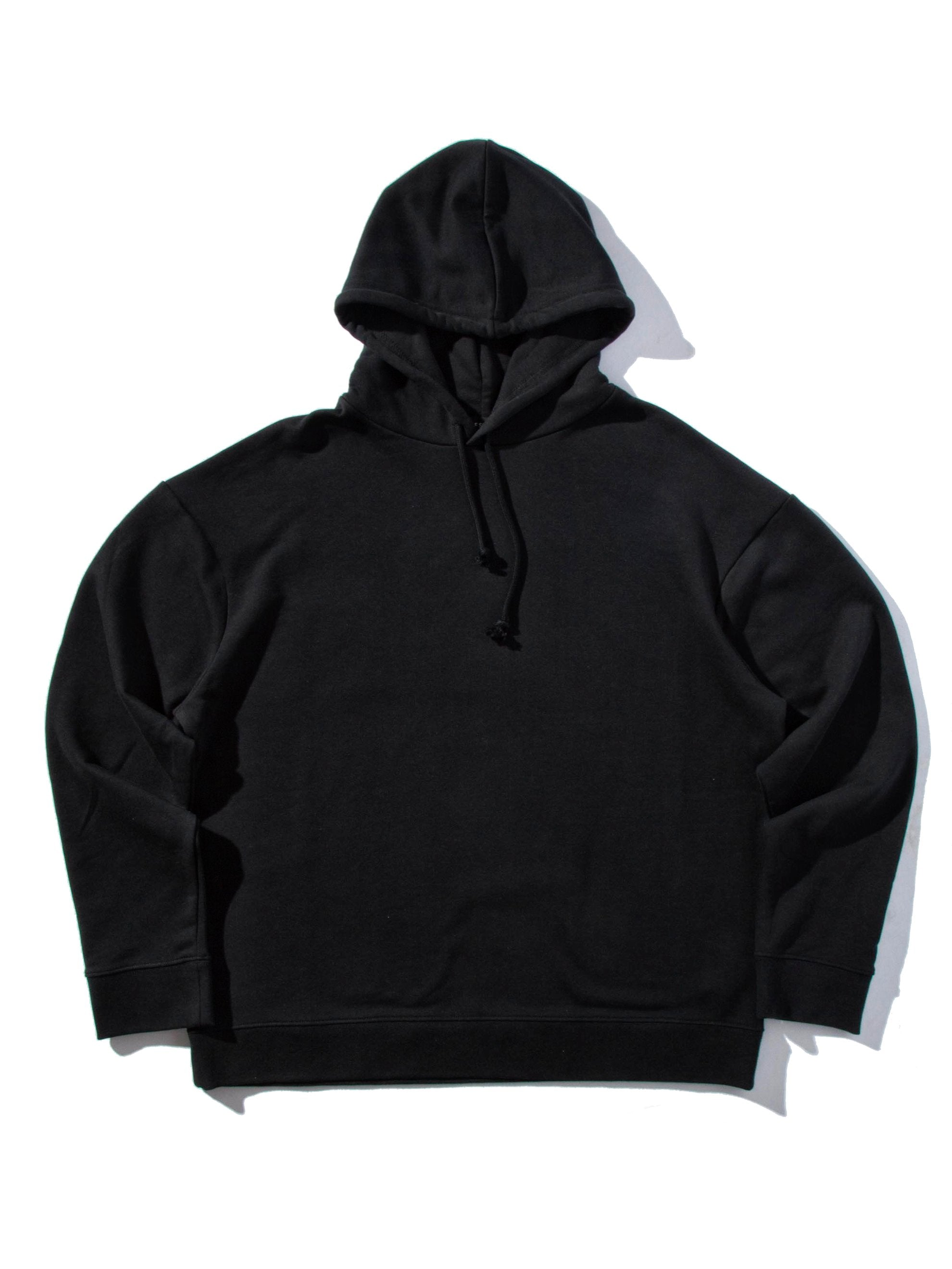 Black Any Way Out Hooded Sweatshirt 8