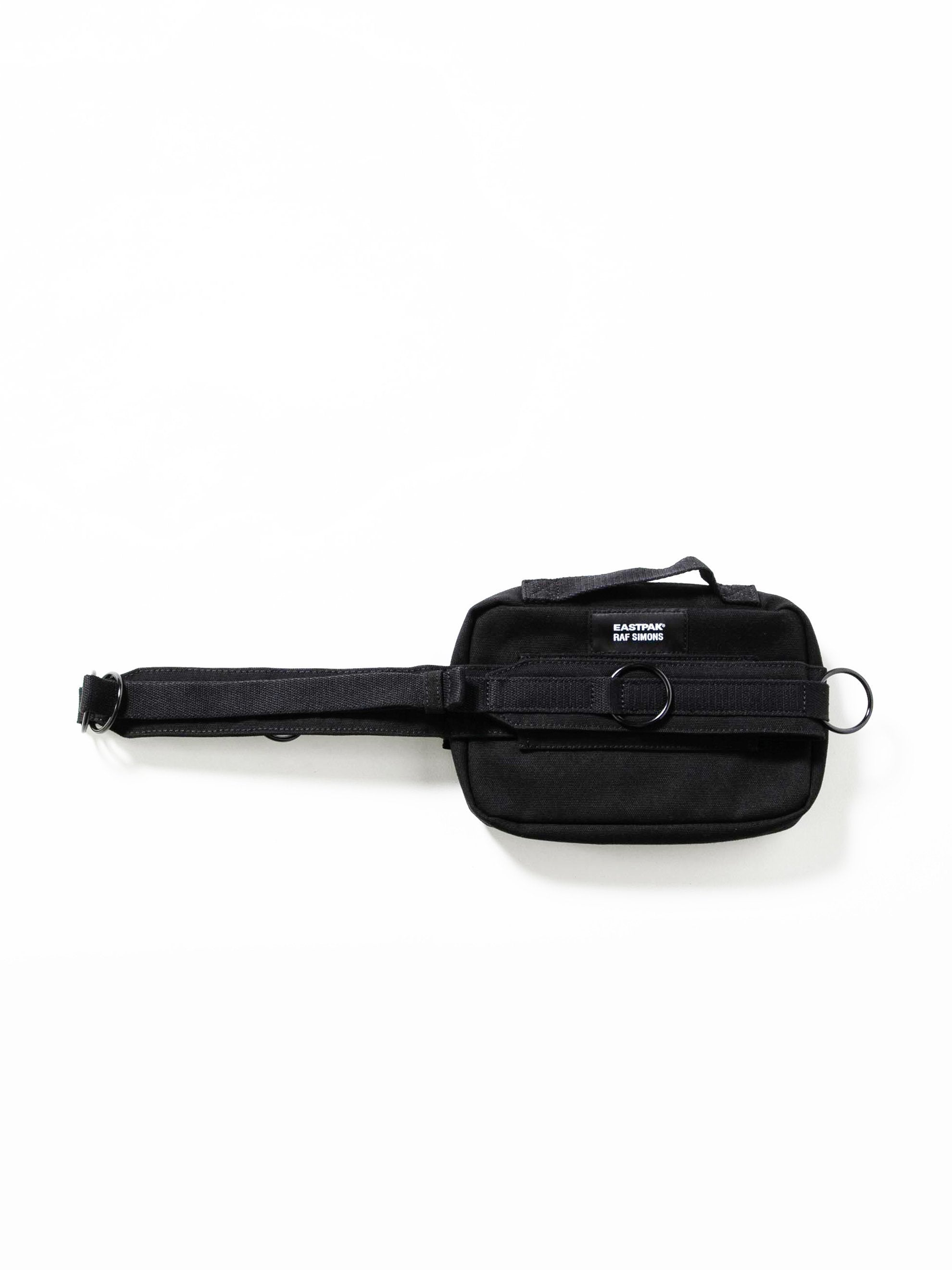 Black RAF Simons x Eastpak RS Waist Bag Loop 3
