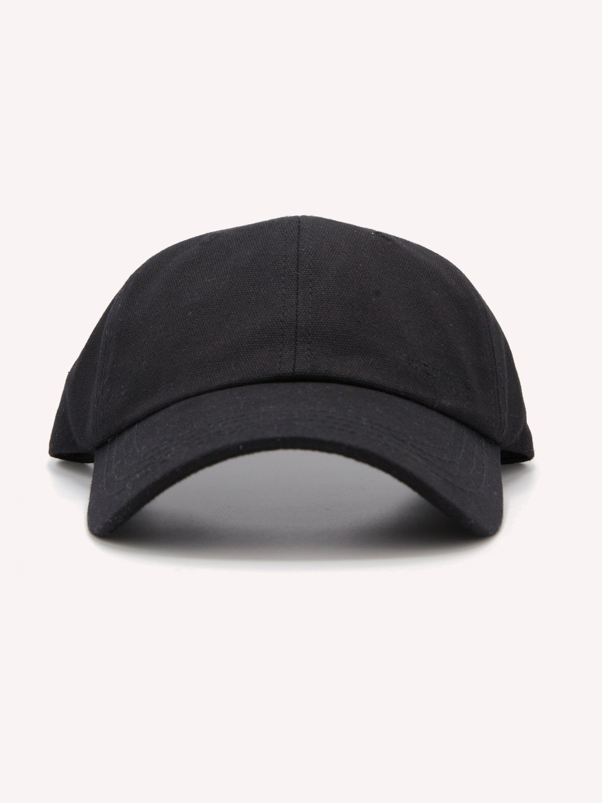 Black Baseball Cap (Substance) 1