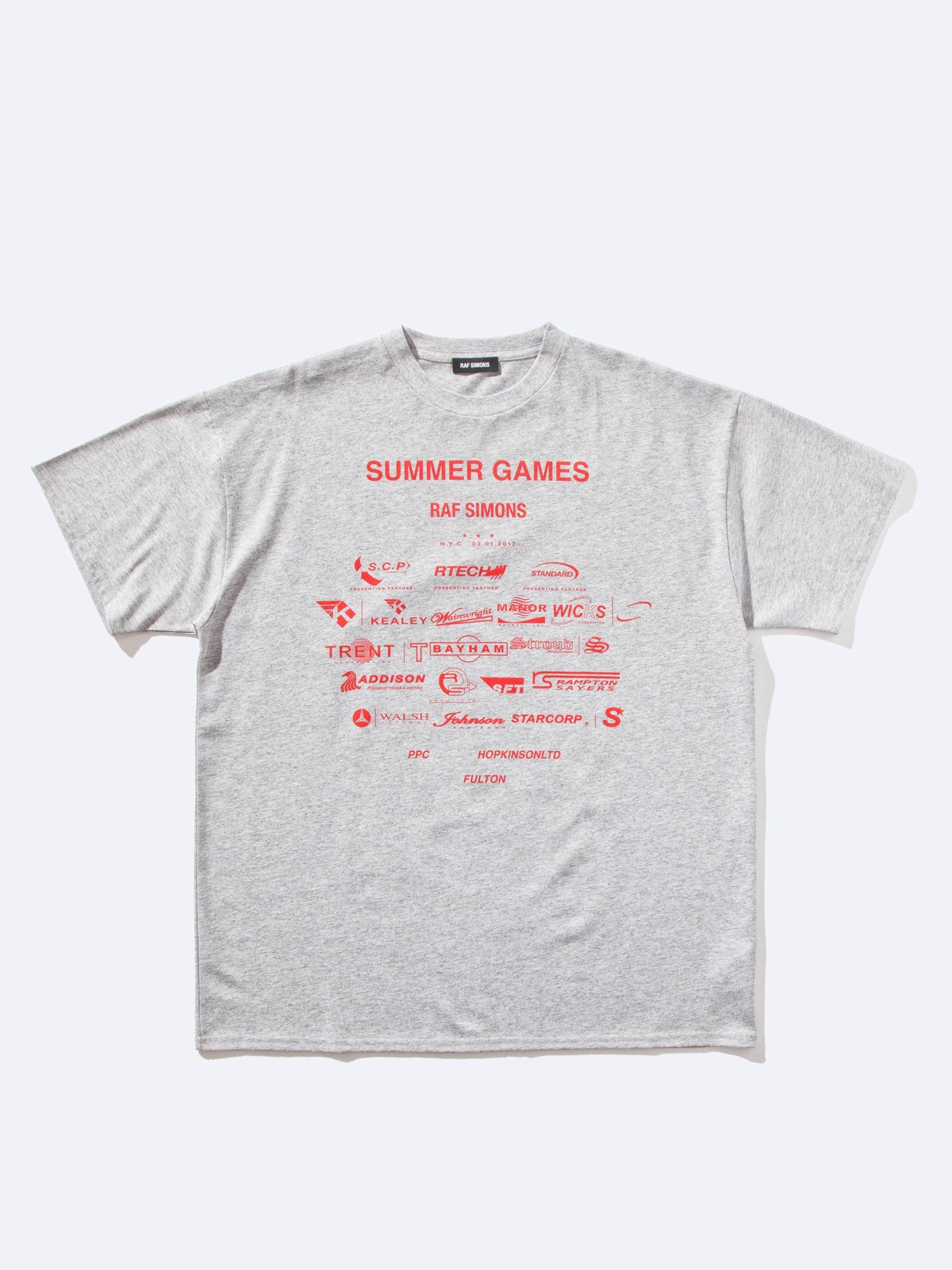 Summer Games T-Shirt (Easy Fit)