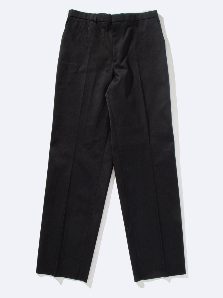 Wide Leg Pant (Tape and Pleats)
