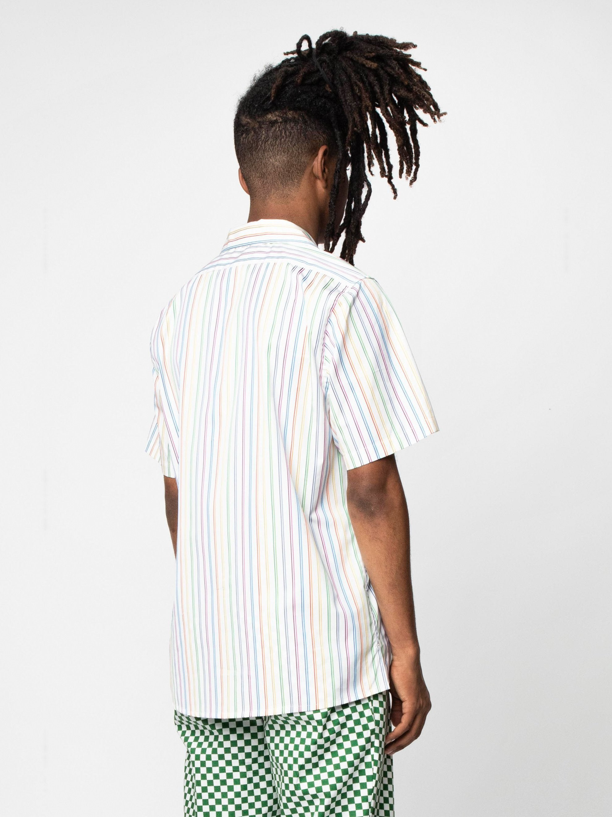 Multicolor Bowling SS Shirt 5