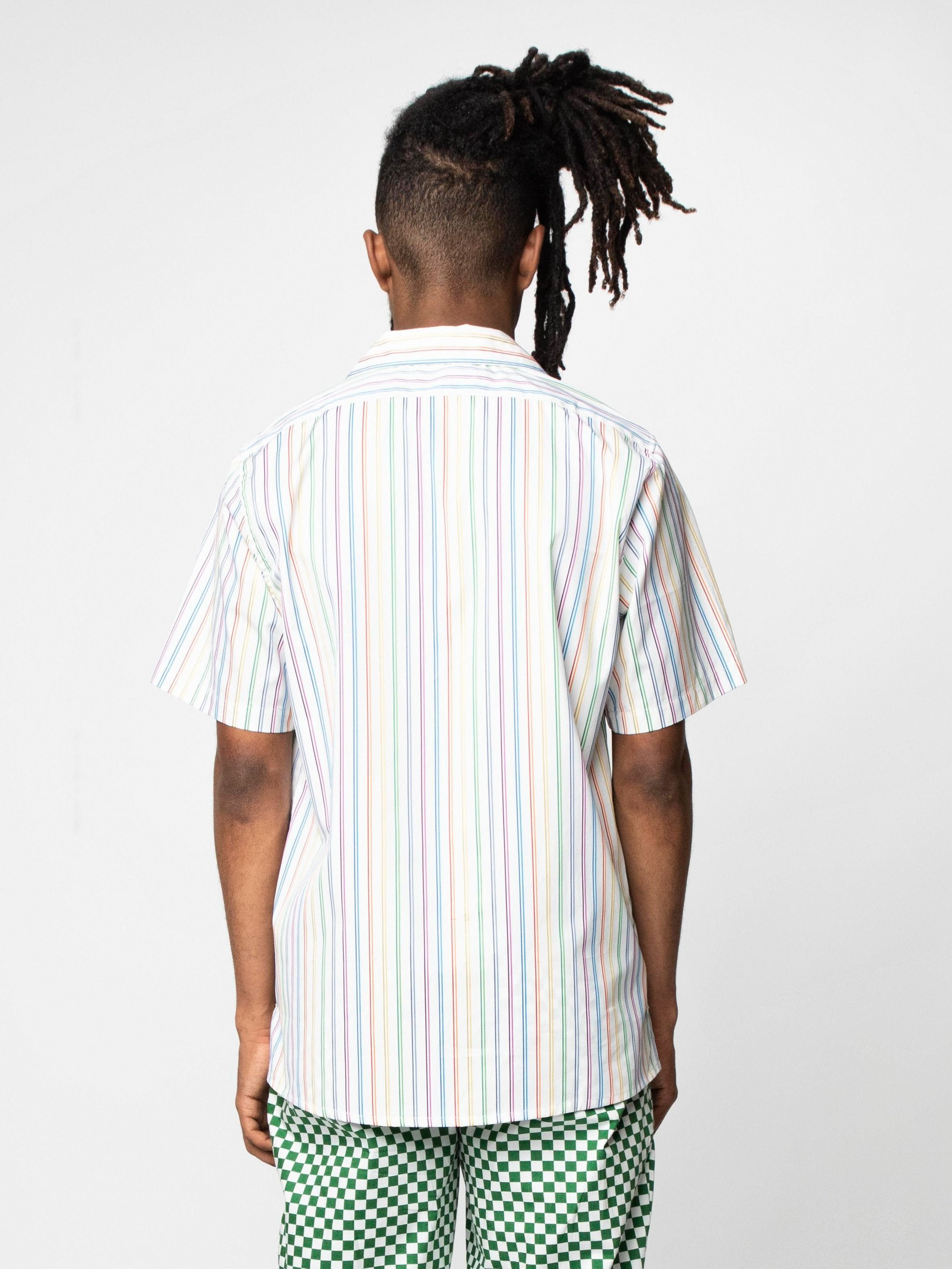 Multicolor Bowling SS Shirt 6