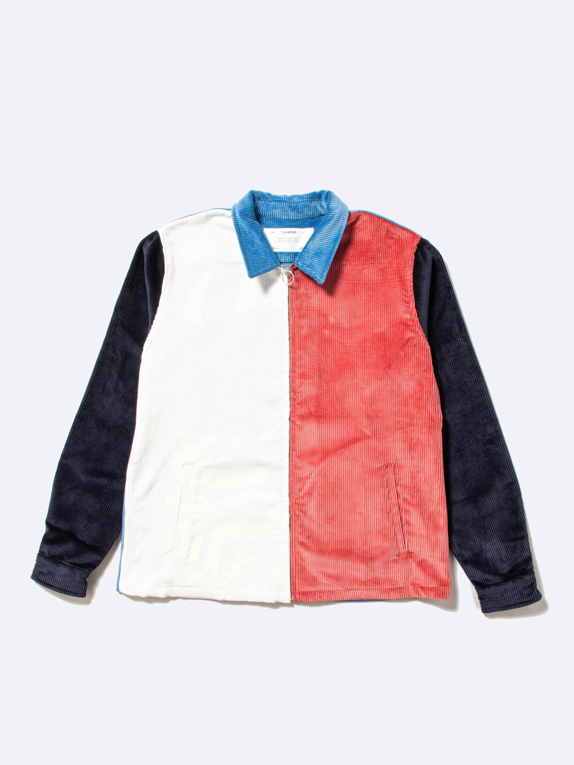 Red / Blue Club Jacket 1