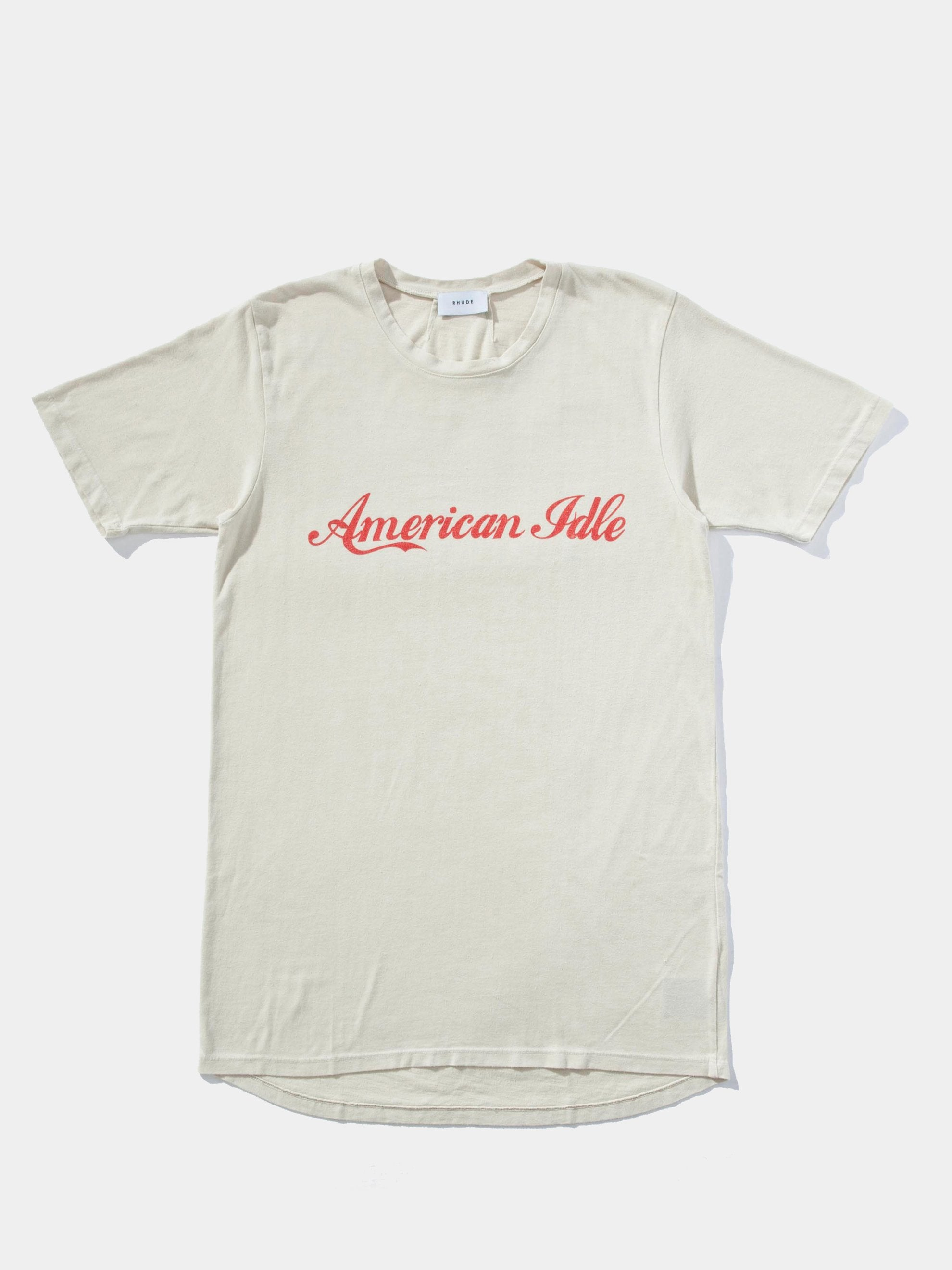 White American Idle S/S T-Shirt 1