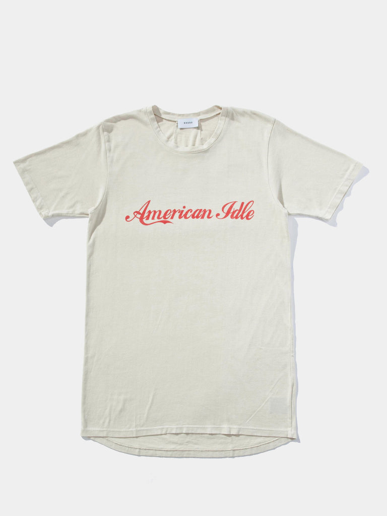 American Idle S/S T-Shirt