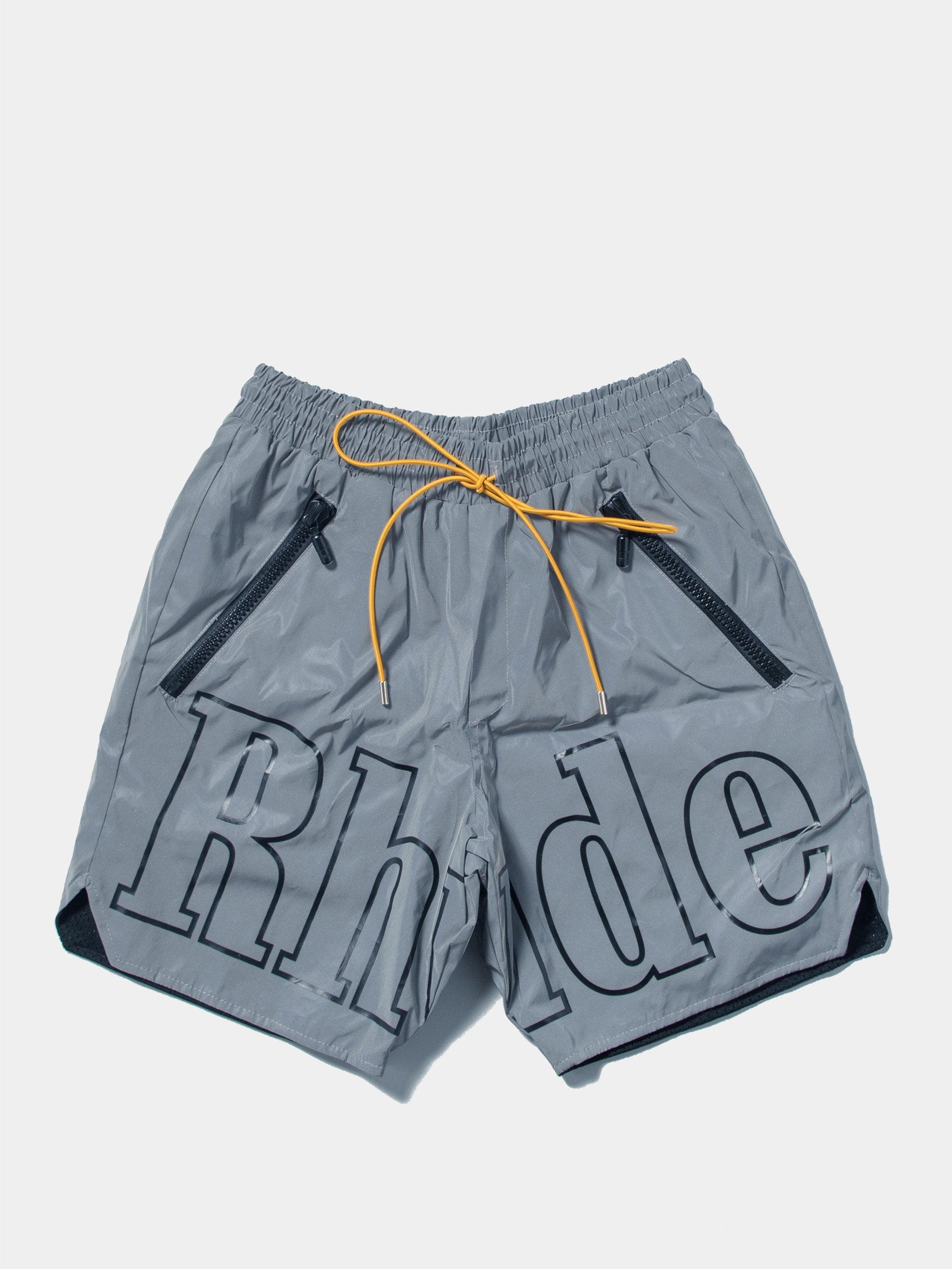 Grey RH Swim Trunk 1