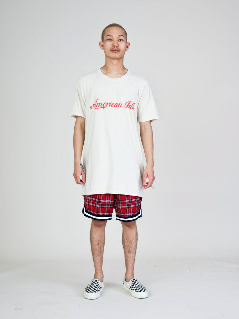 White American Idle S/S T-Shirt 313571871473741