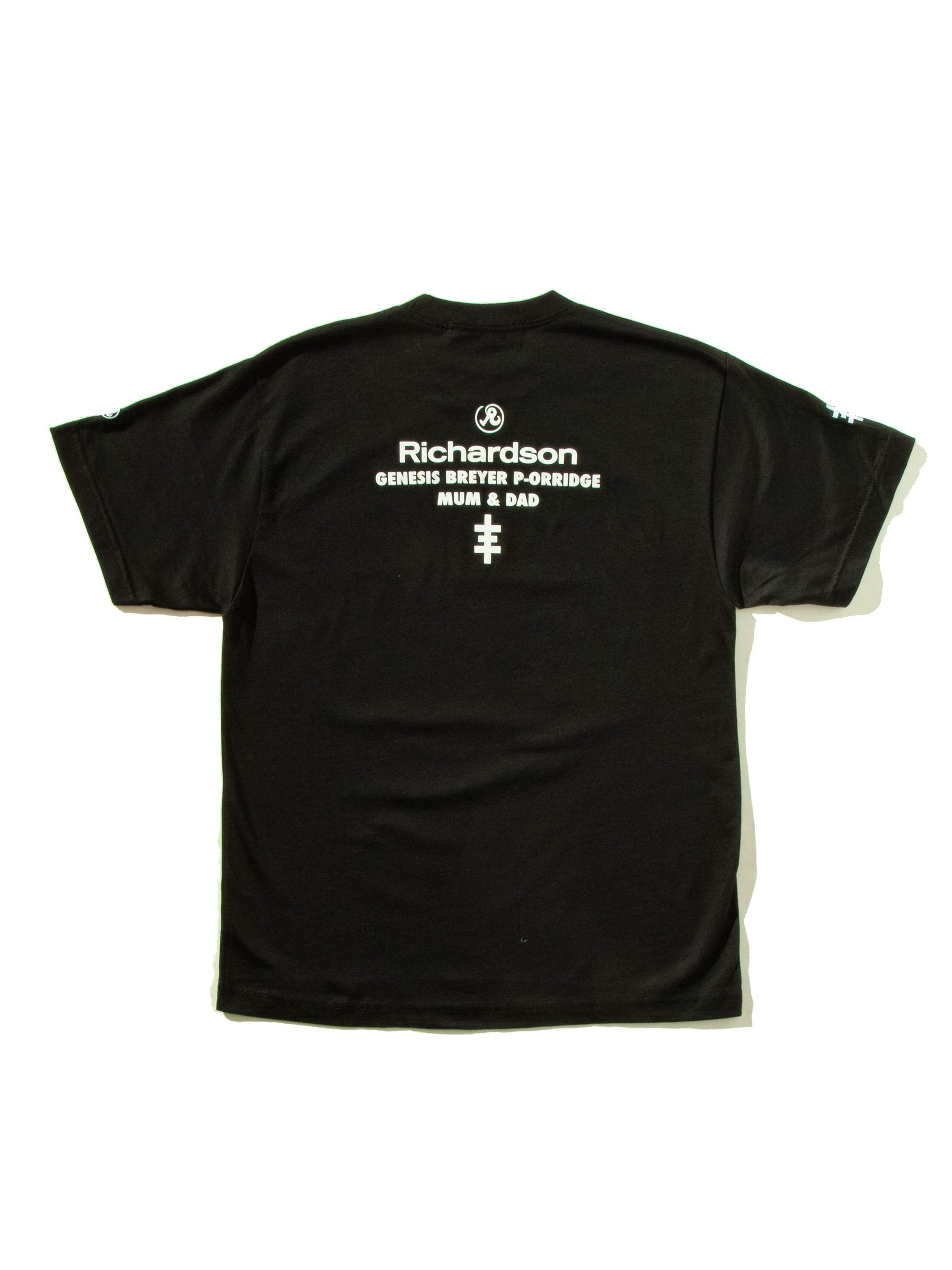 Black Genesis Mum & Dad T-Shirt 8