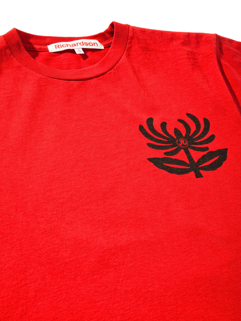 Red Rabbits T-Shirt 8100569317385