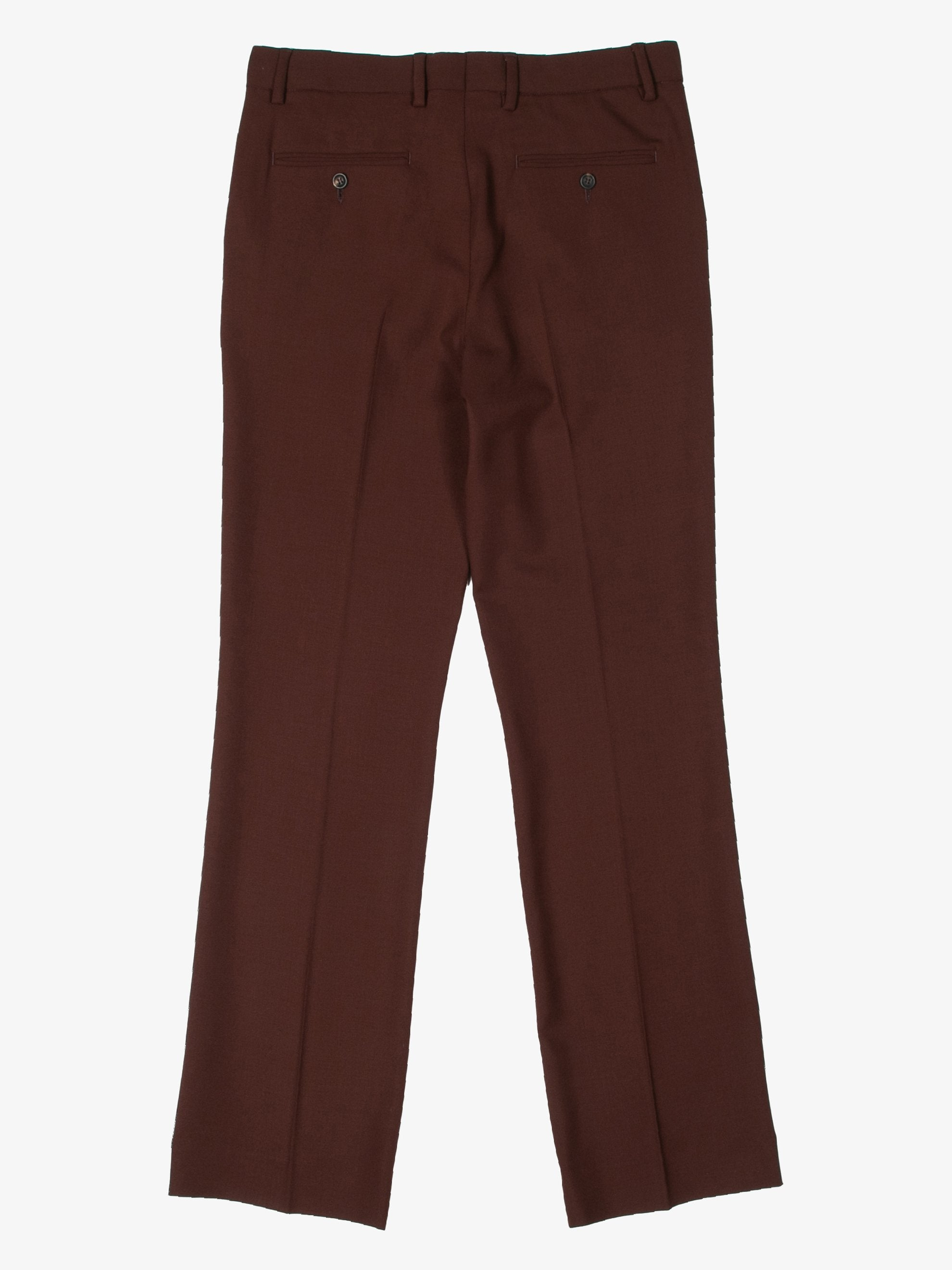 Tailored Bootcut Pant