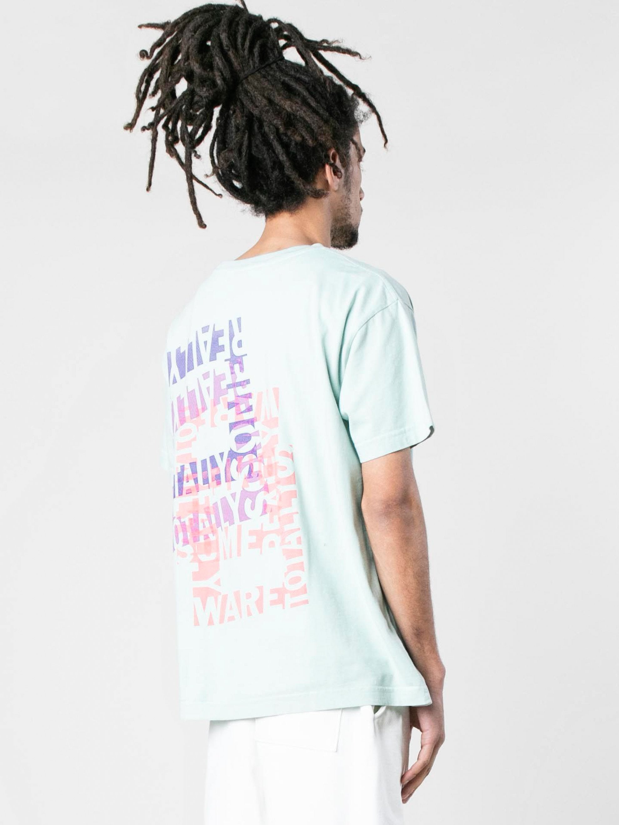 Sage Totally Really Short Sleeve T-Shirt 4