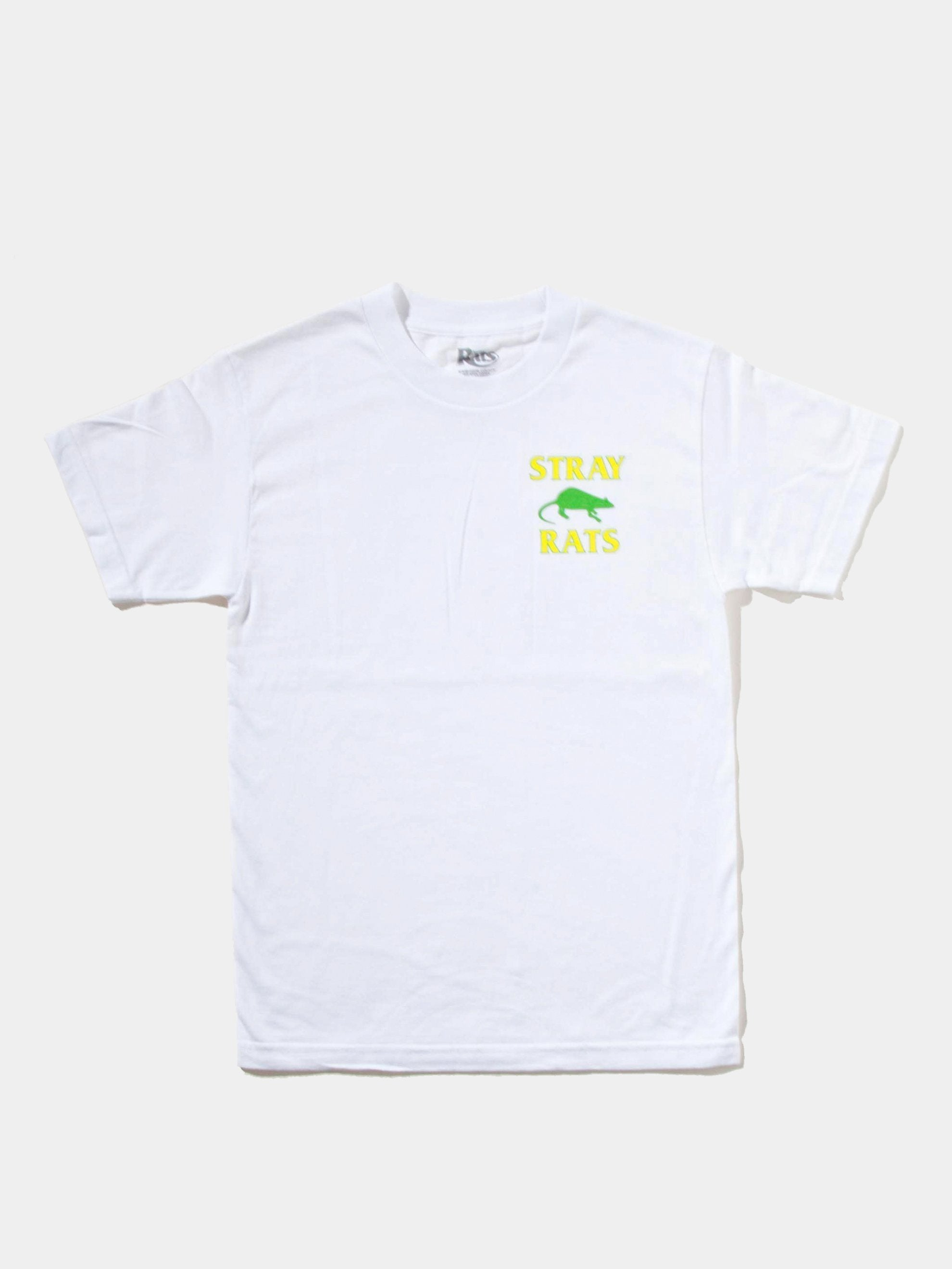 White Rodentcide T-Shirt 7