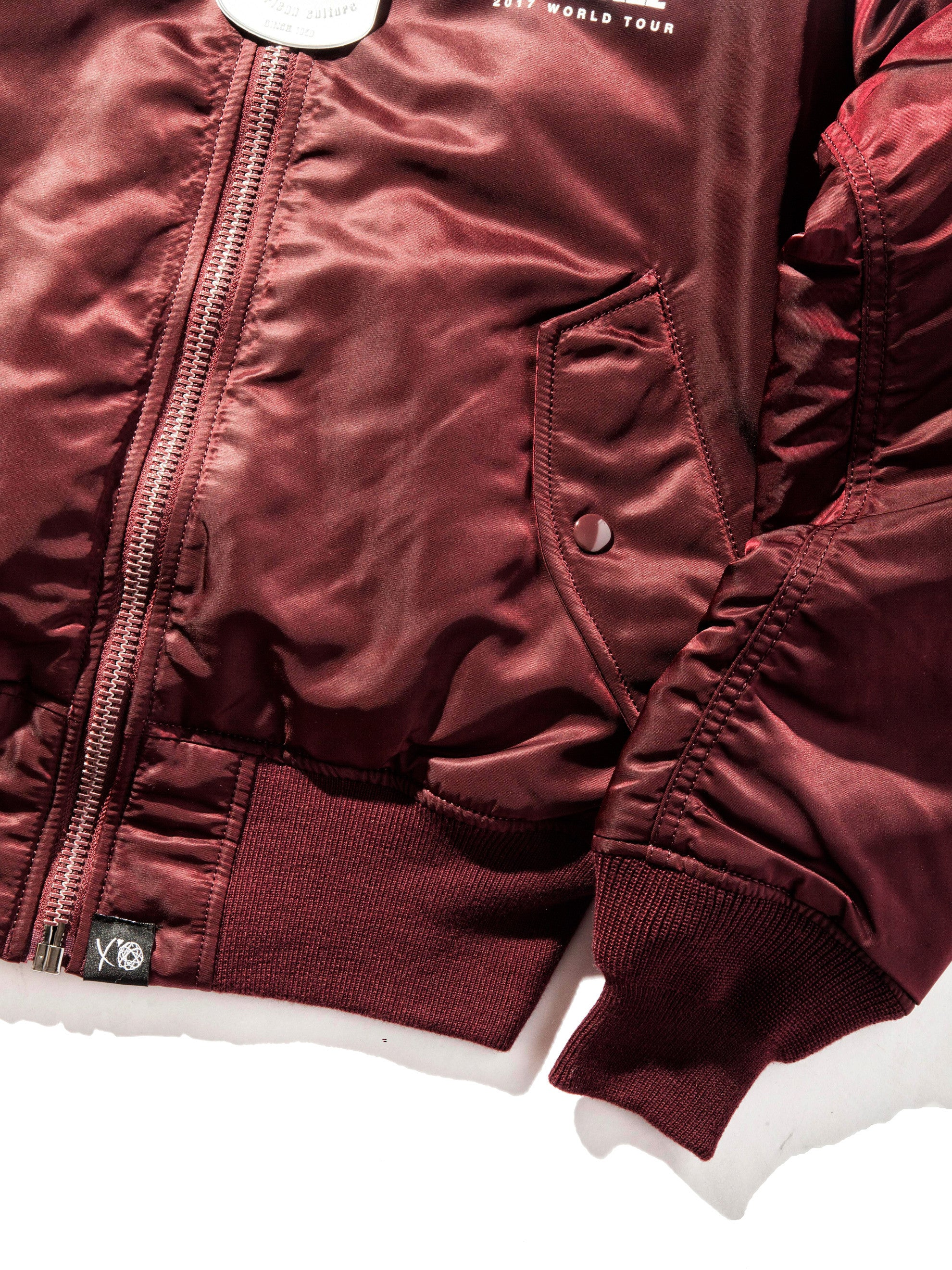 Maroon Bomber (LA Exclusive) 3