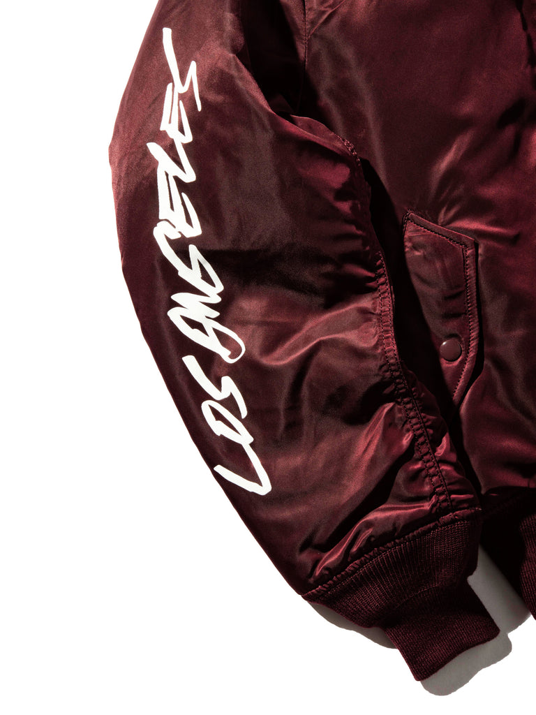 Maroon Bomber (LA Exclusive) 520181330697