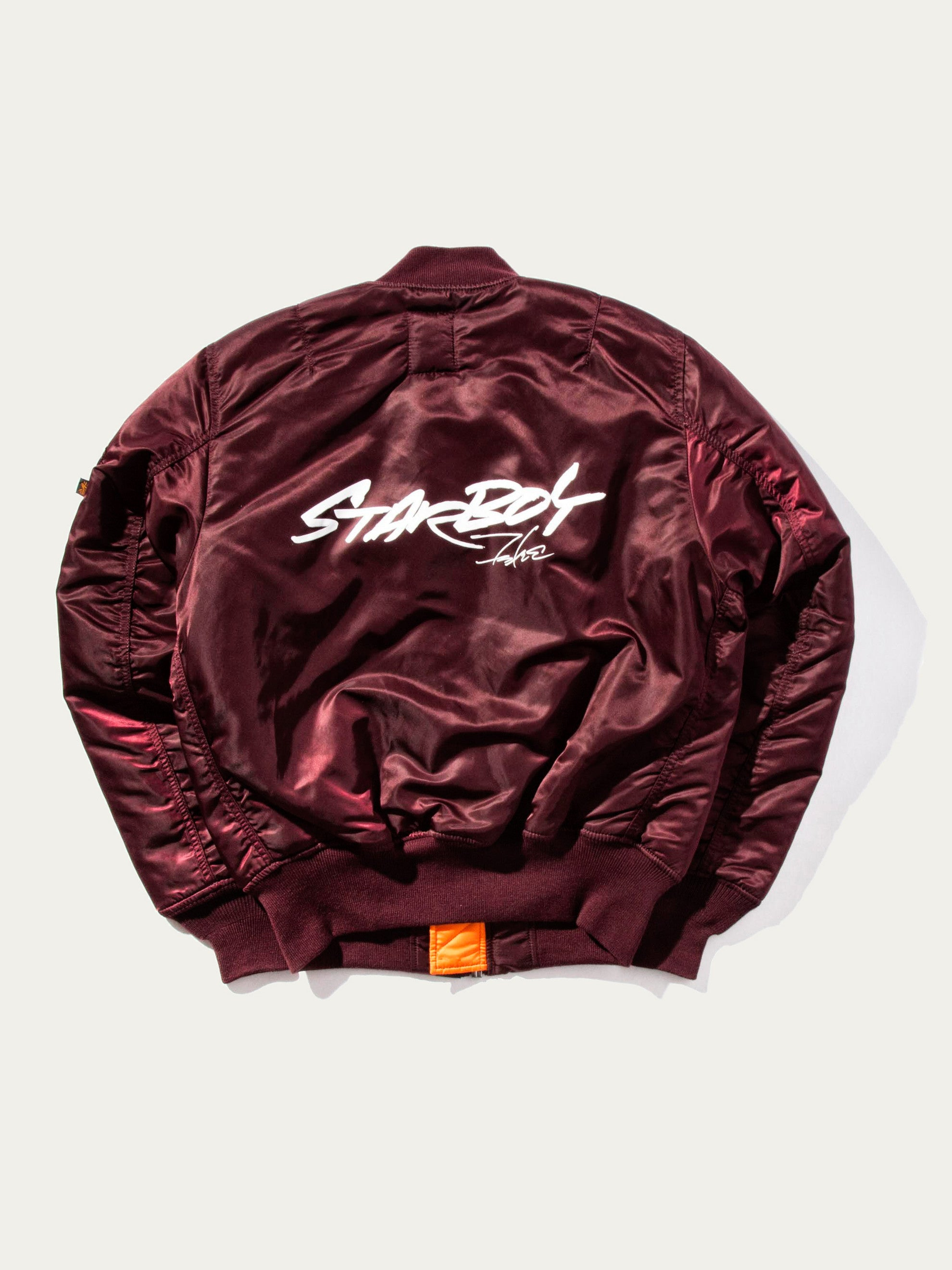 Maroon Bomber (LA Exclusive) 1