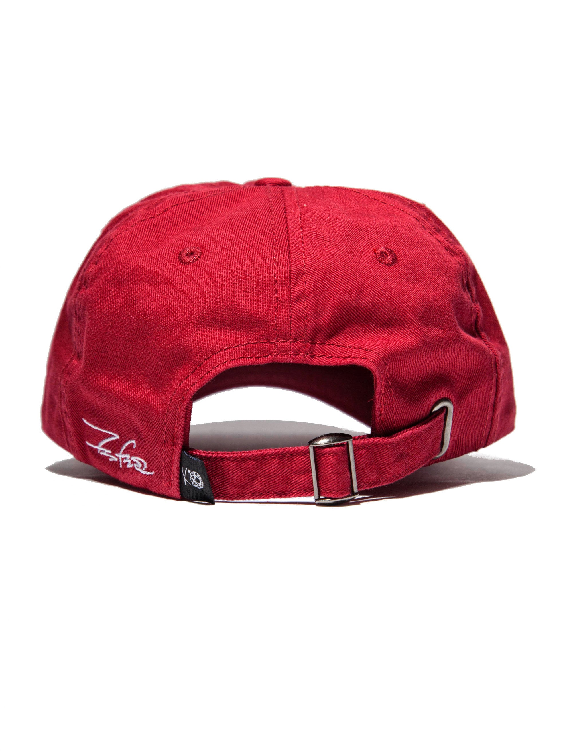 Maroon XO Cap (LA Exclusive) 2
