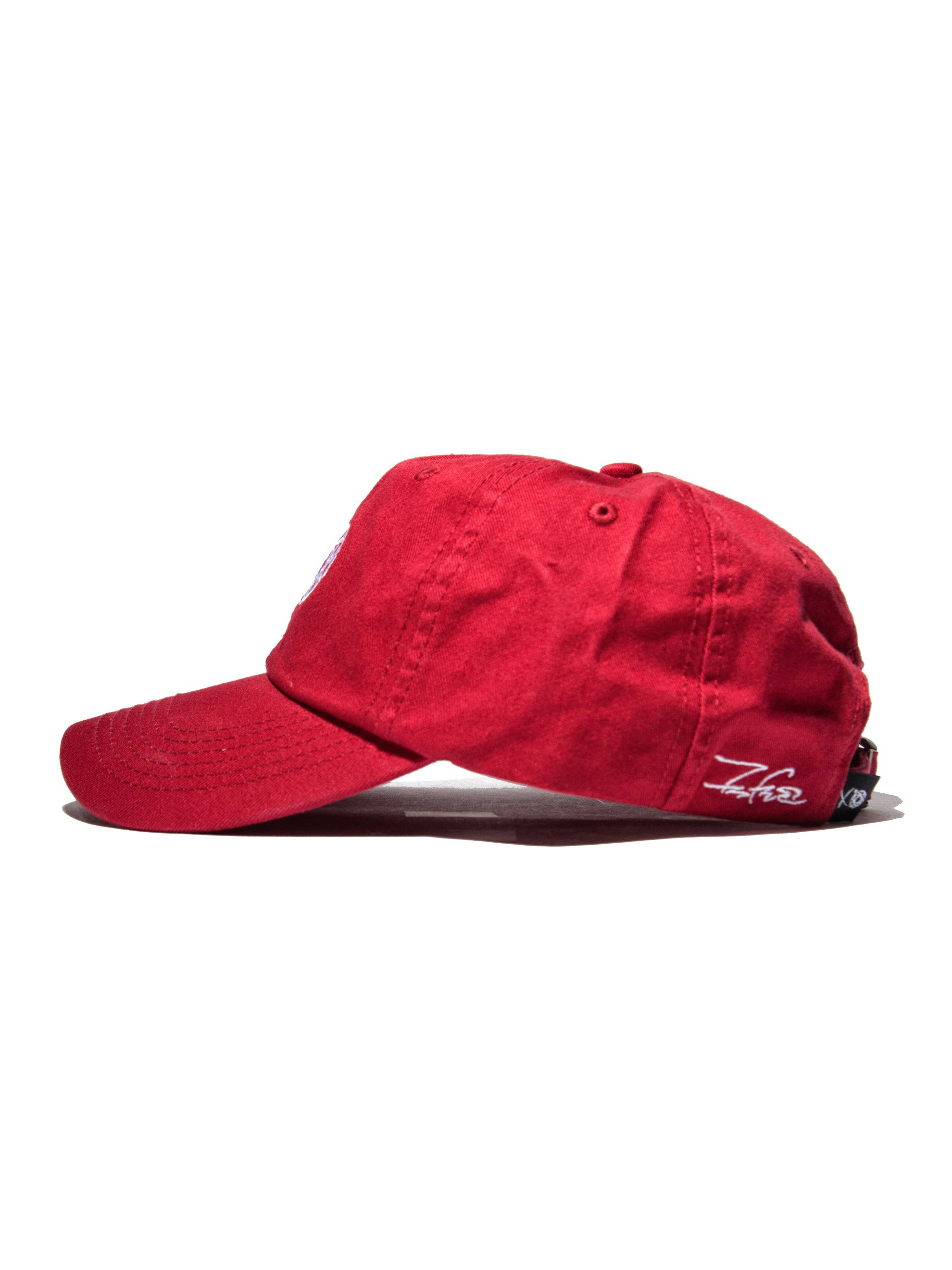 Maroon XO Cap (LA Exclusive) 3
