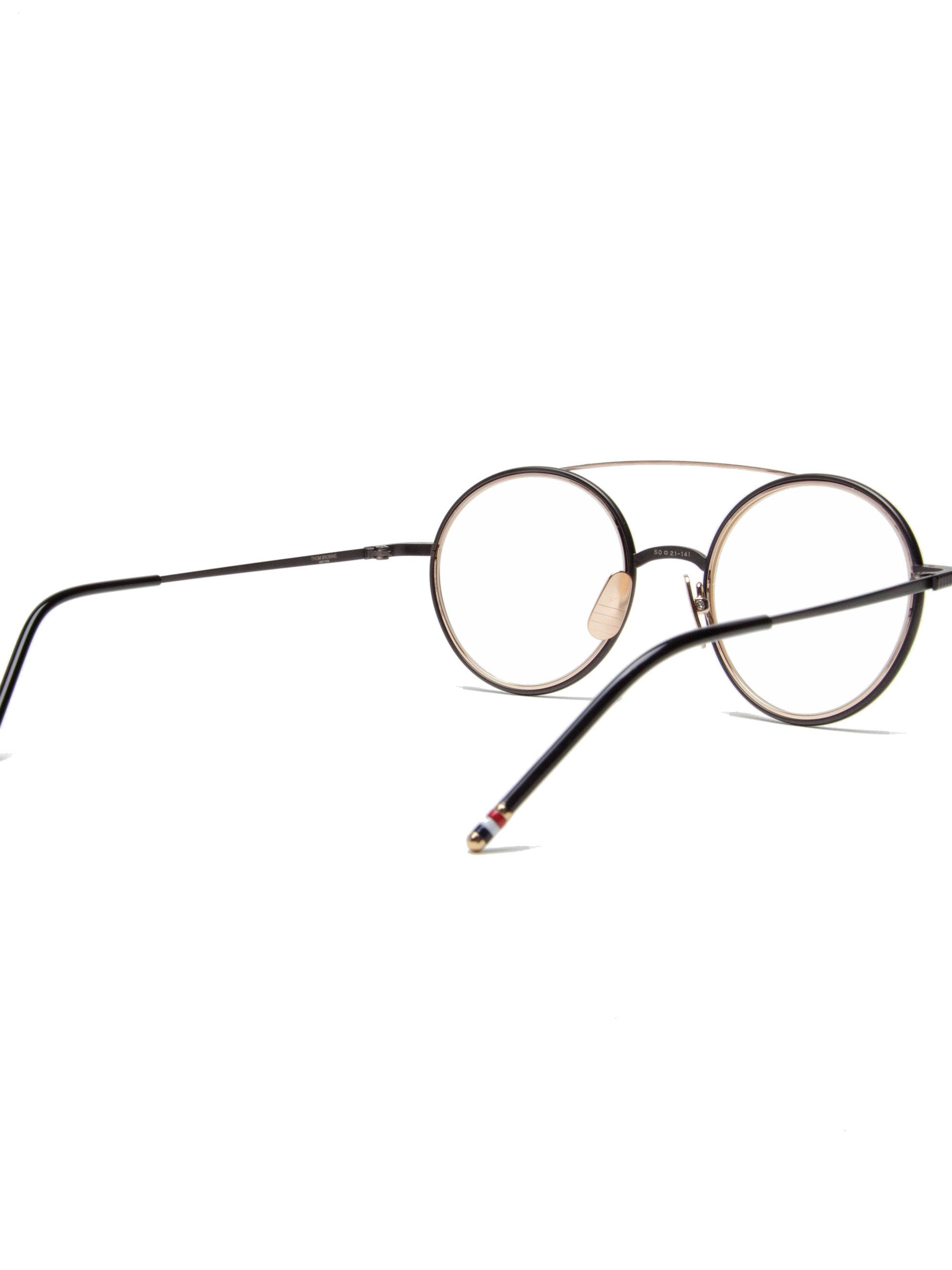 Optical TB-108 (Black Iron - 12K Gold) 4