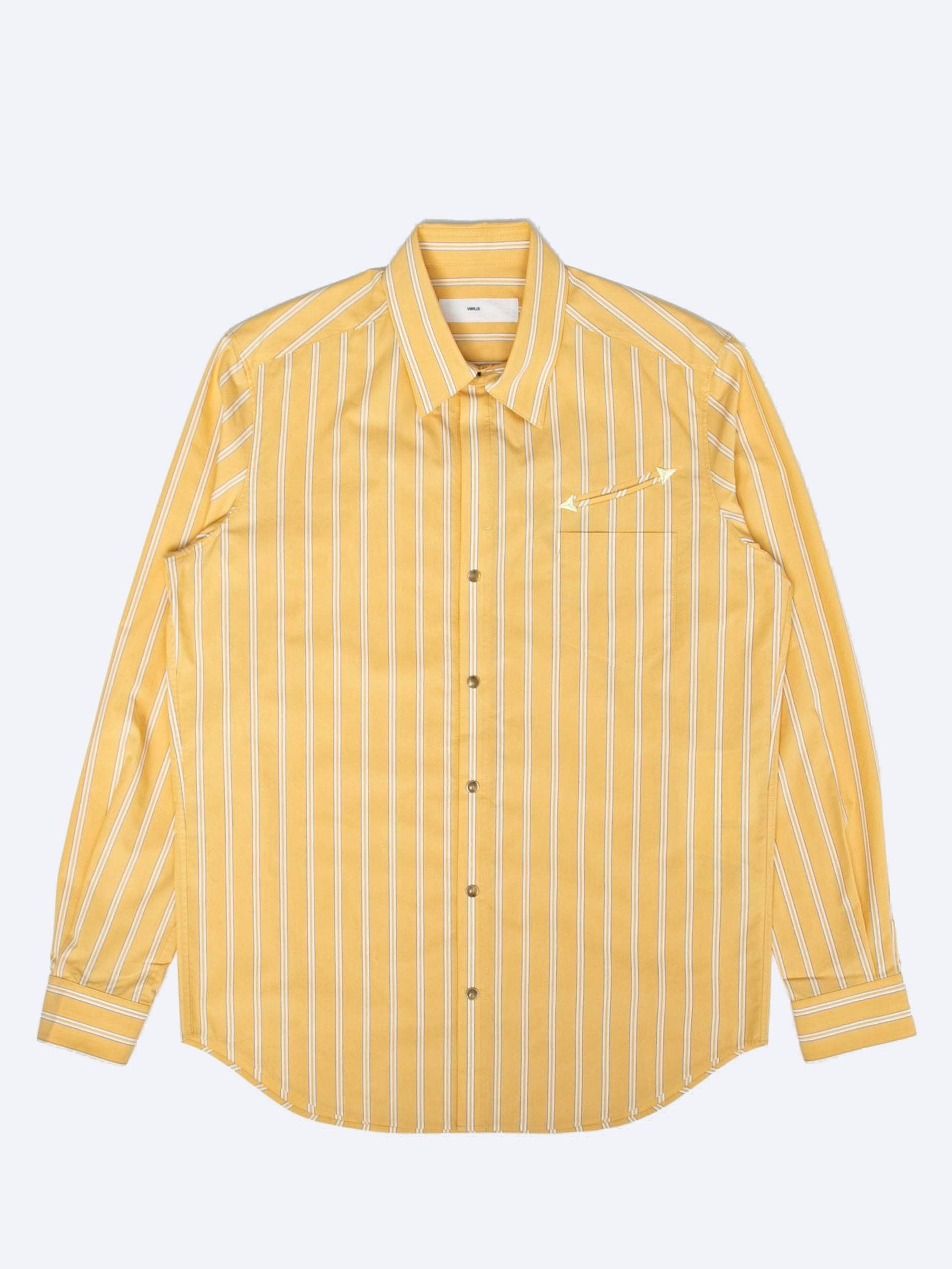 Cowboy Striped Shirt