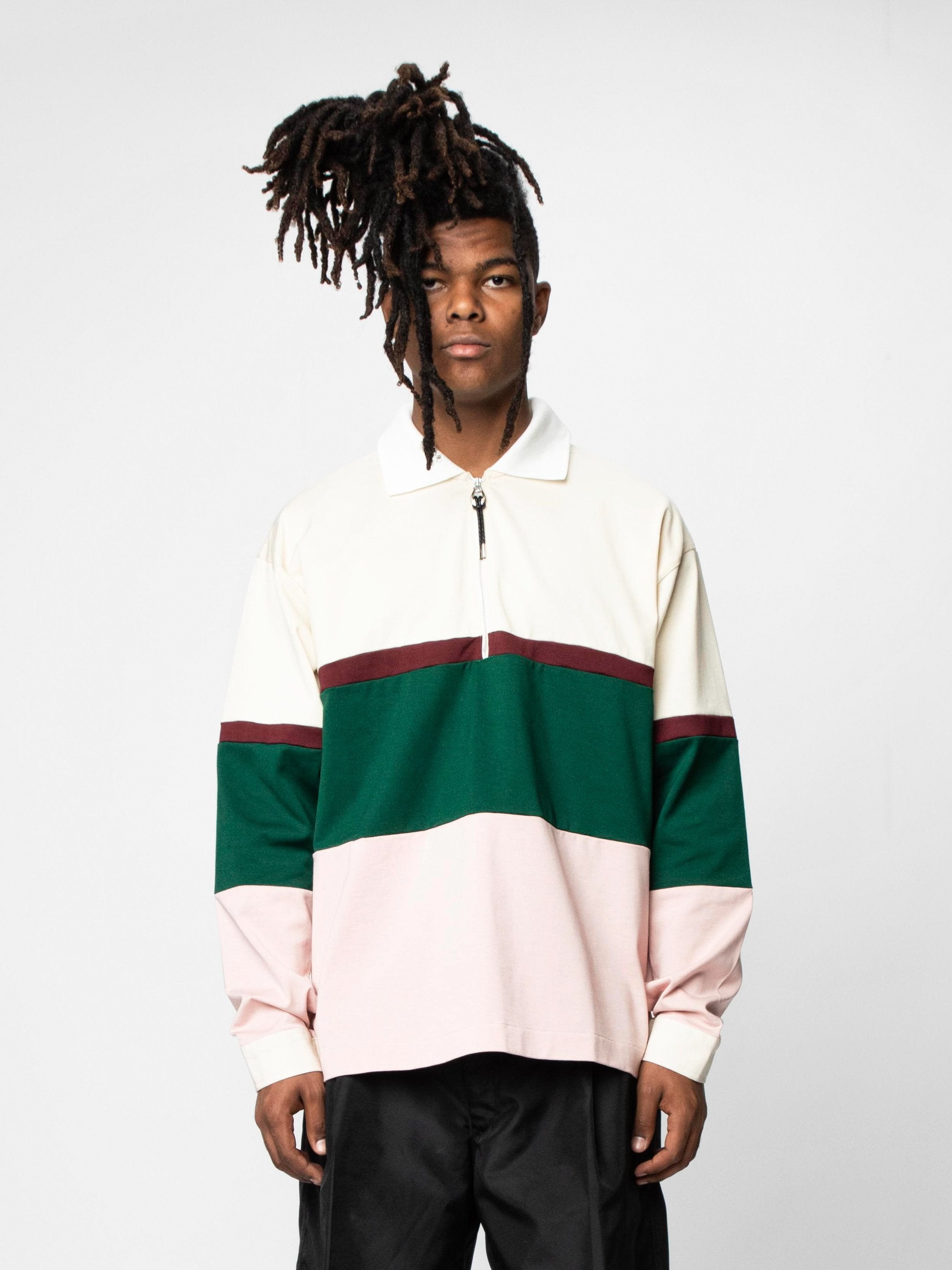 Off-White Rugger Zip Top 2