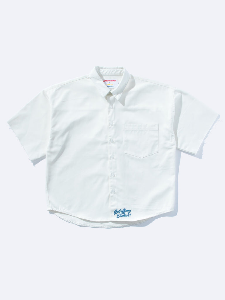 Oversized S/S BD Shirt (Dickies x UNION)