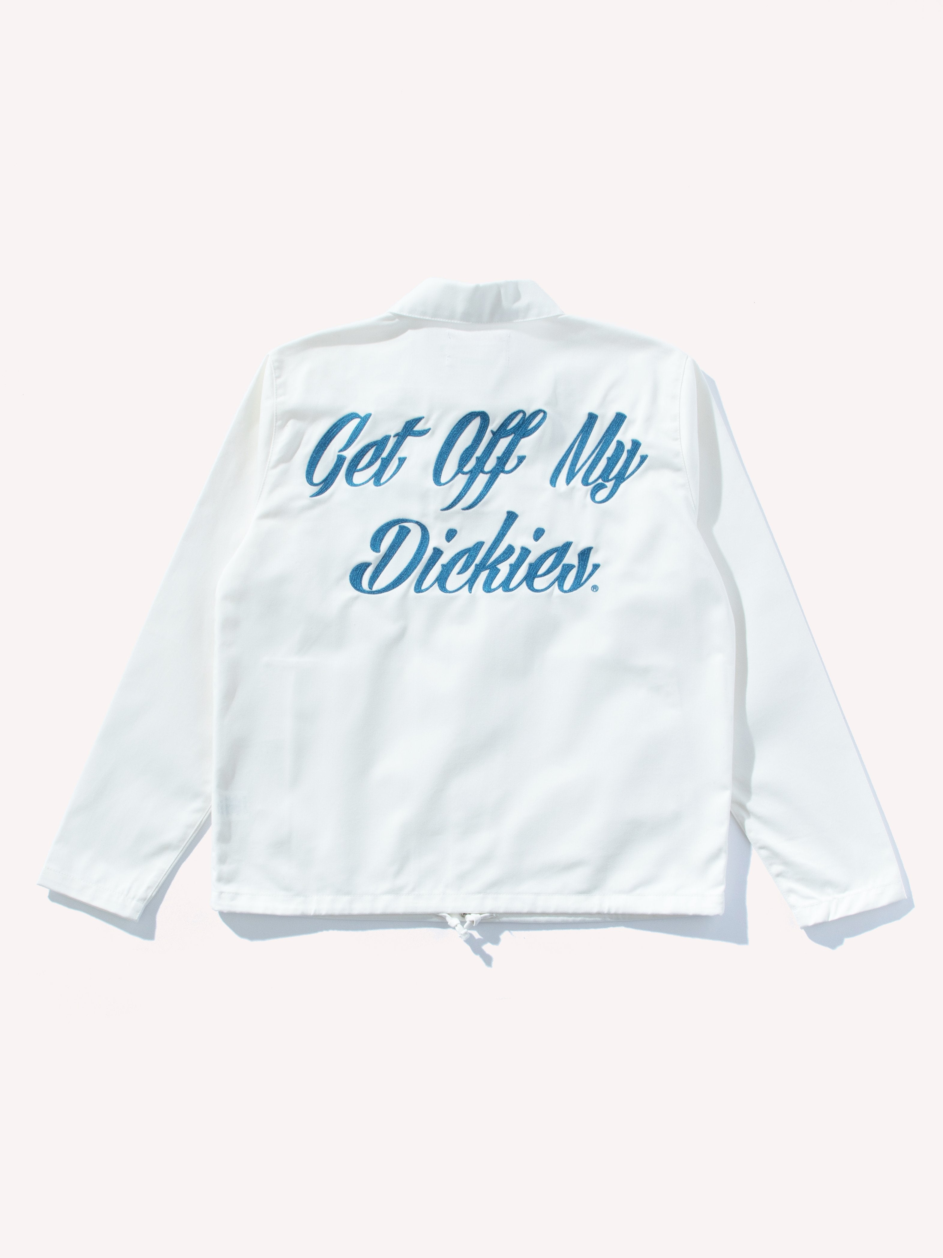 Get Off My Coaches Jacket (Dickies x UNION)