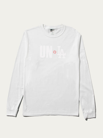 Union x Dodgers UN LA Long Sleeve T-Shirt