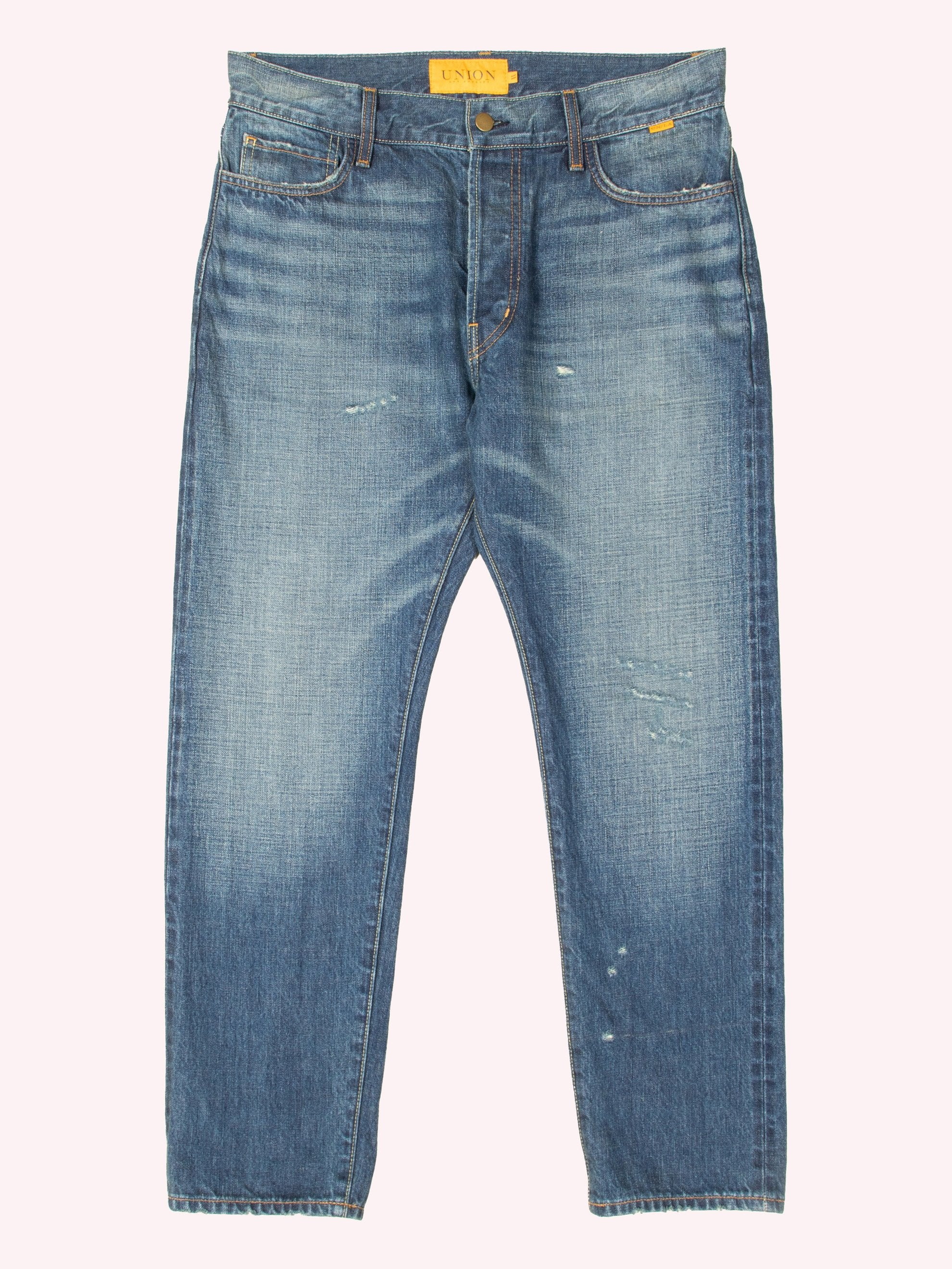 Indigo Union Denim 1