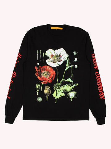 Poppies L/S T-shirt