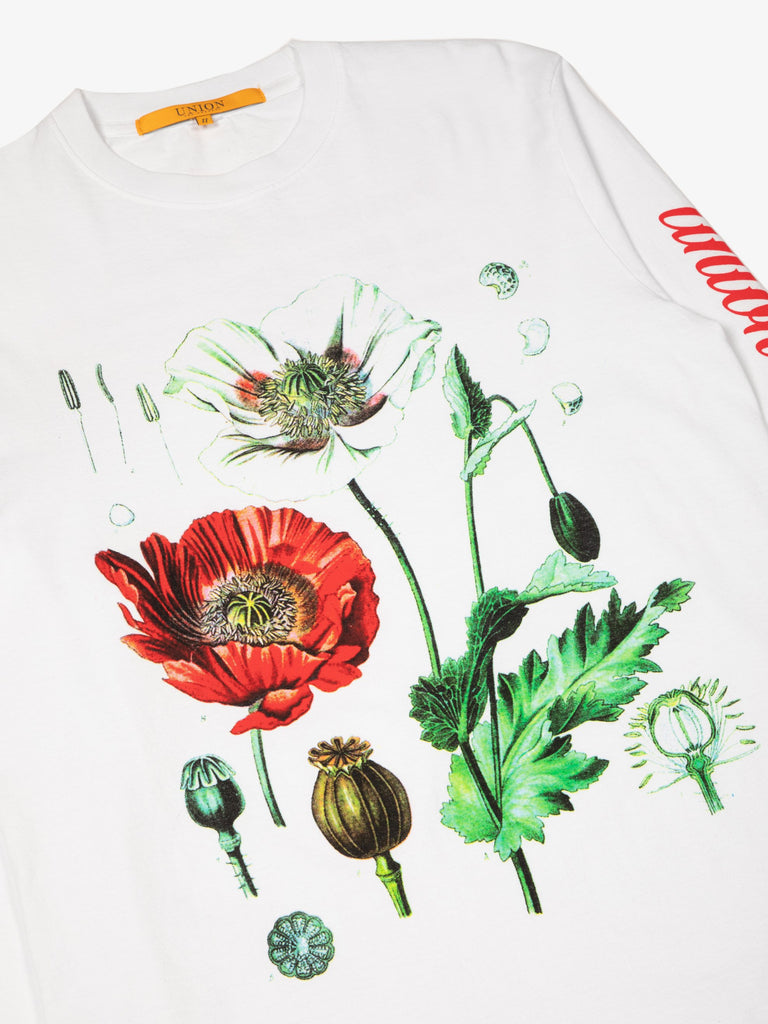 Poppies L/S T-shirt15183209529421