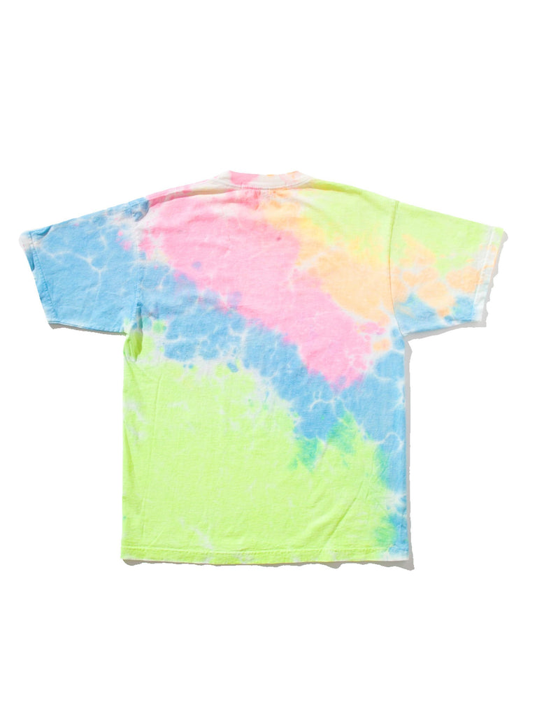 3 Tie Dye Staff T-Shirt (Basic) 713572136730701